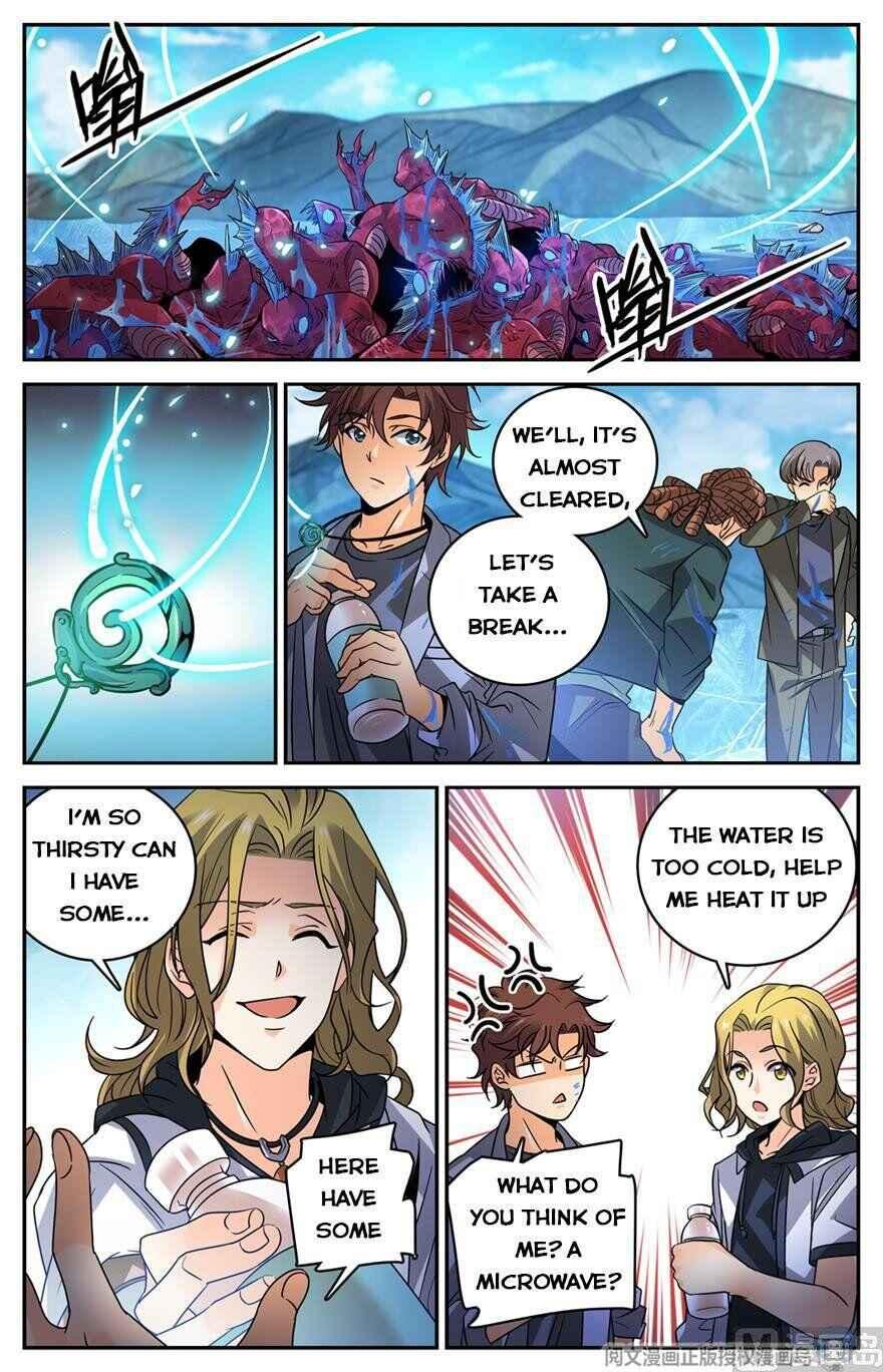 Versatile Mage - chapter 468-eng-li