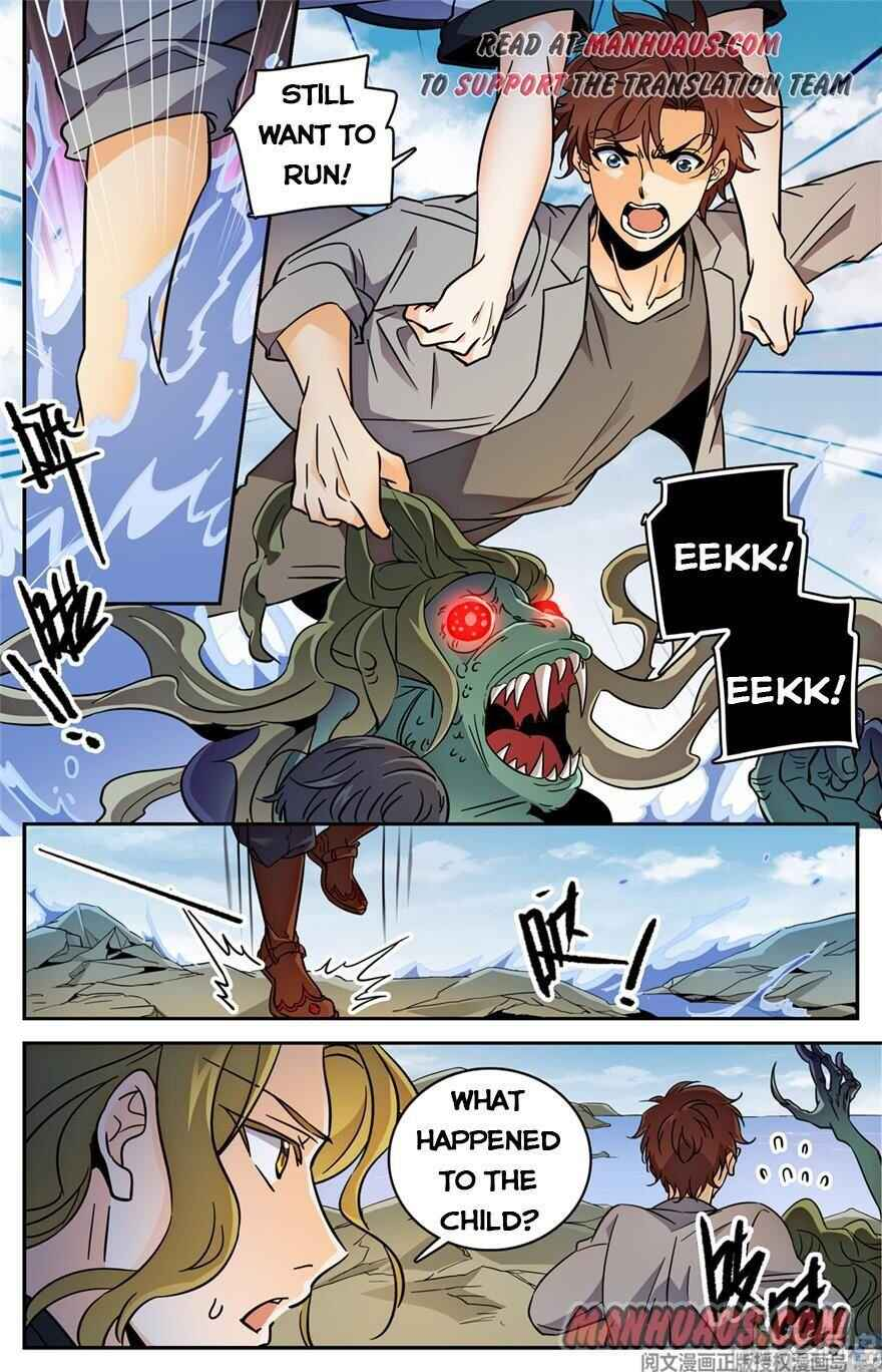 Versatile Mage - chapter 471-eng-li