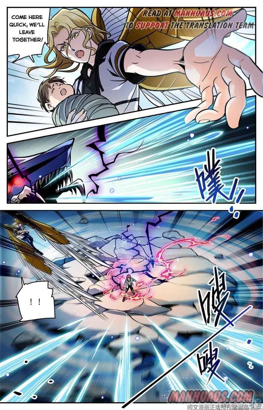 Versatile Mage - chapter 472-eng-li