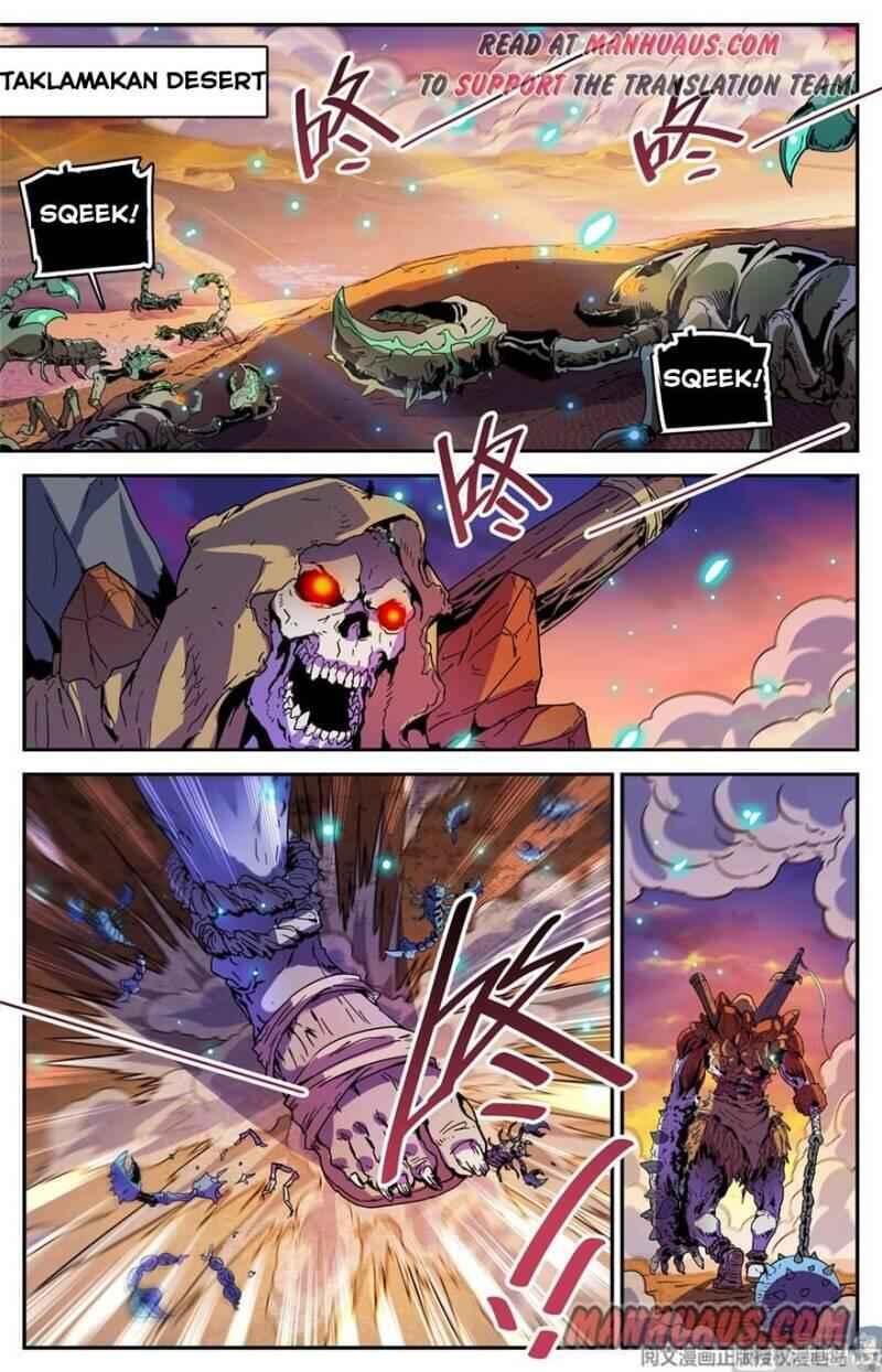 Versatile Mage - chapter 475-eng-li