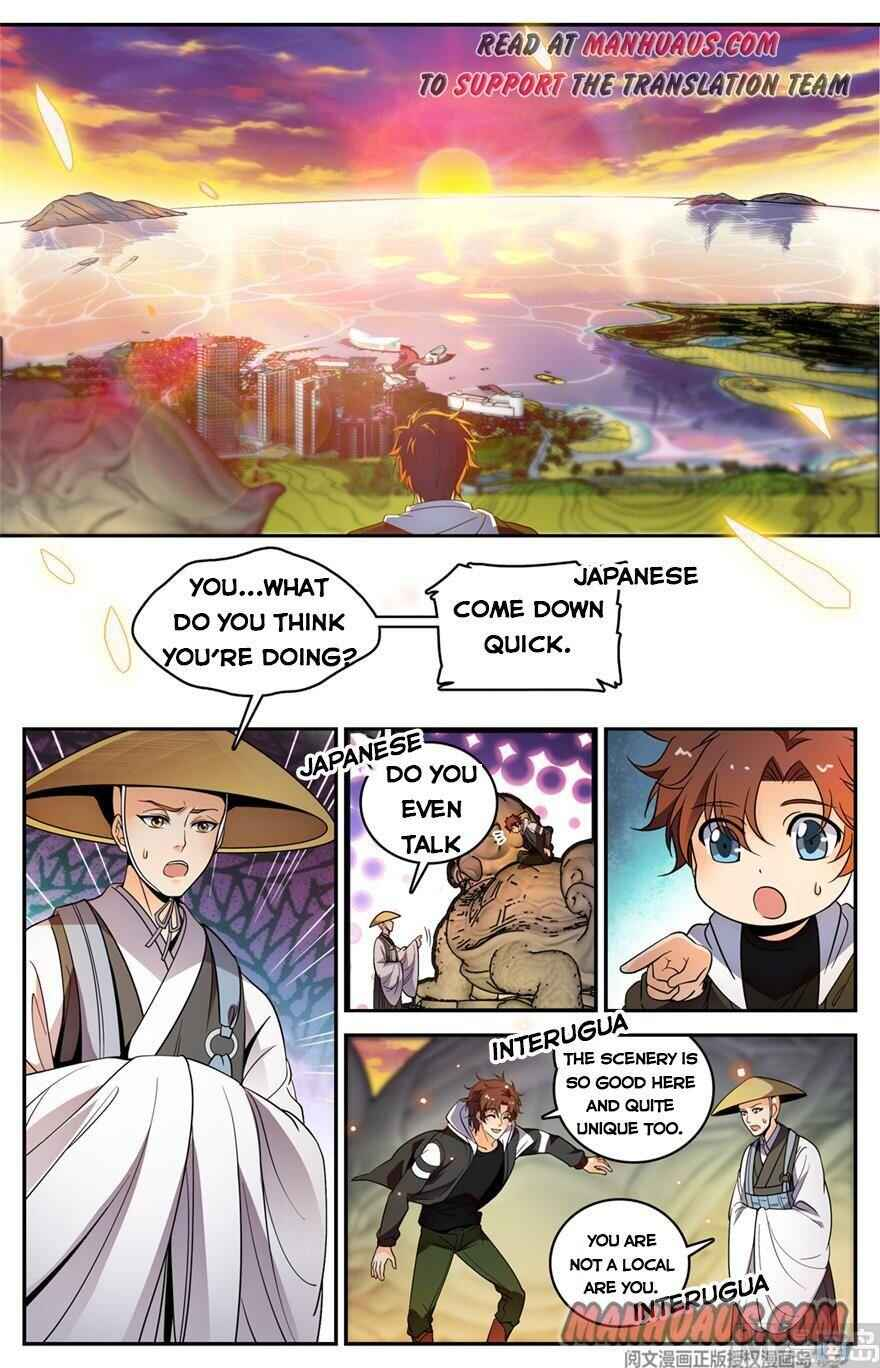 Versatile Mage - chapter 477-eng-li