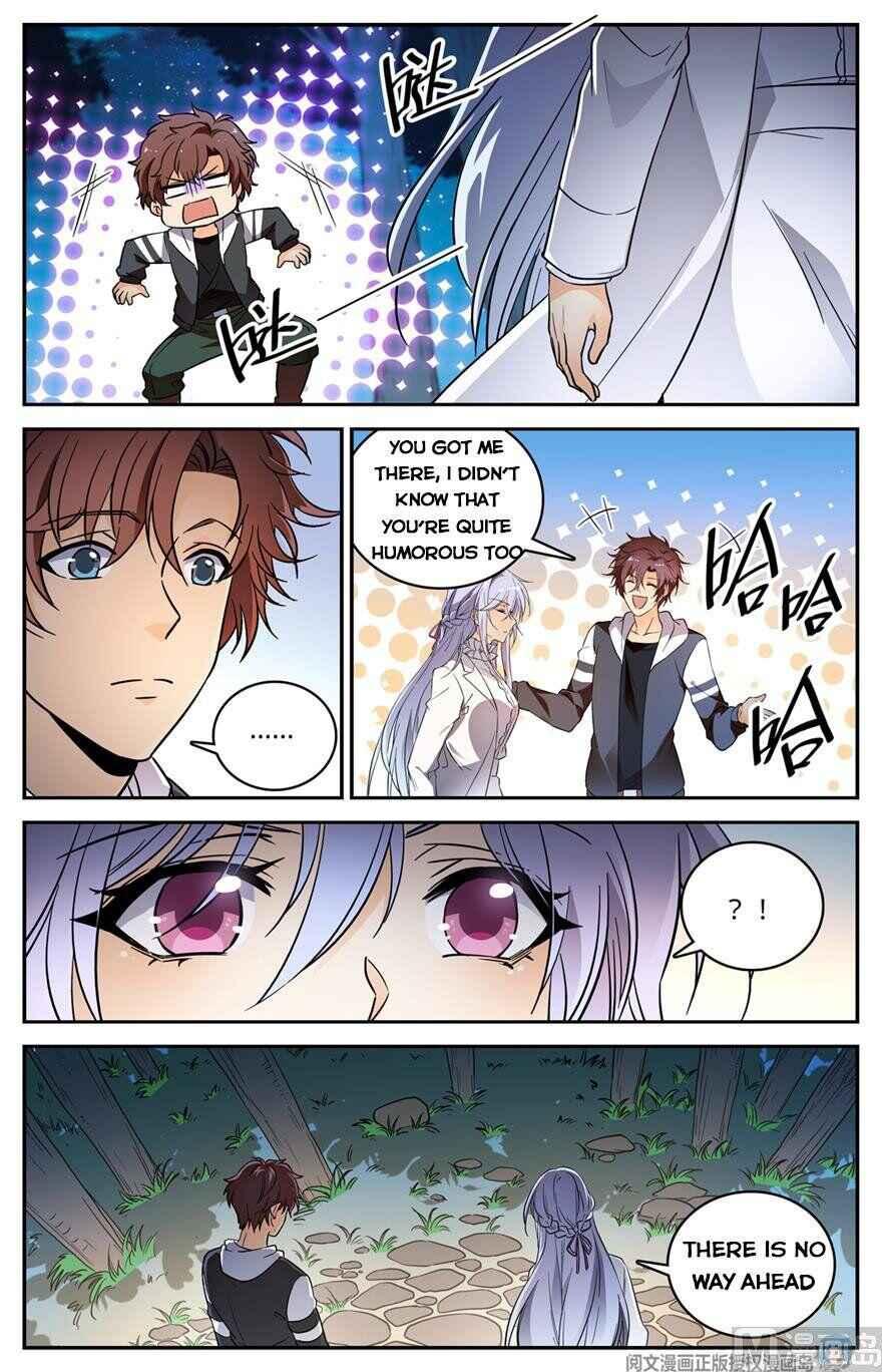 Versatile Mage - chapter 479-eng-li