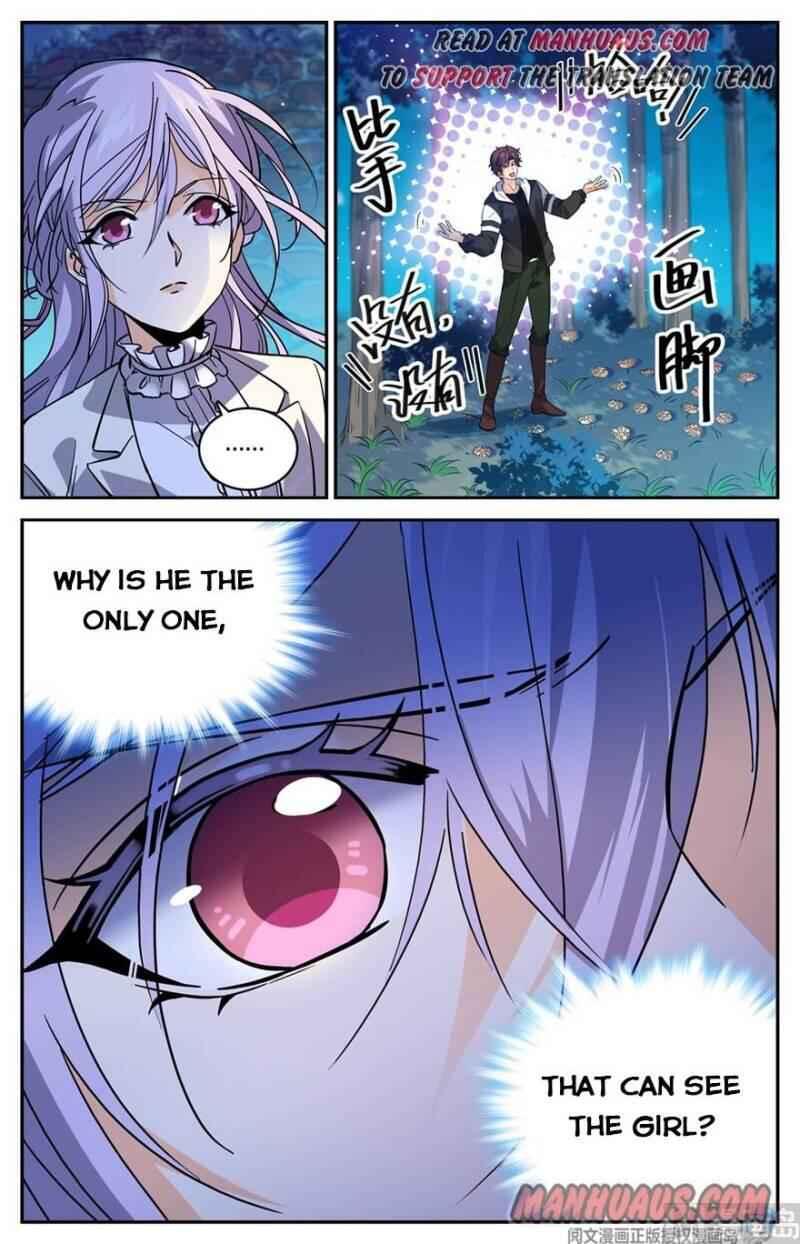 Versatile Mage - chapter 480-eng-li