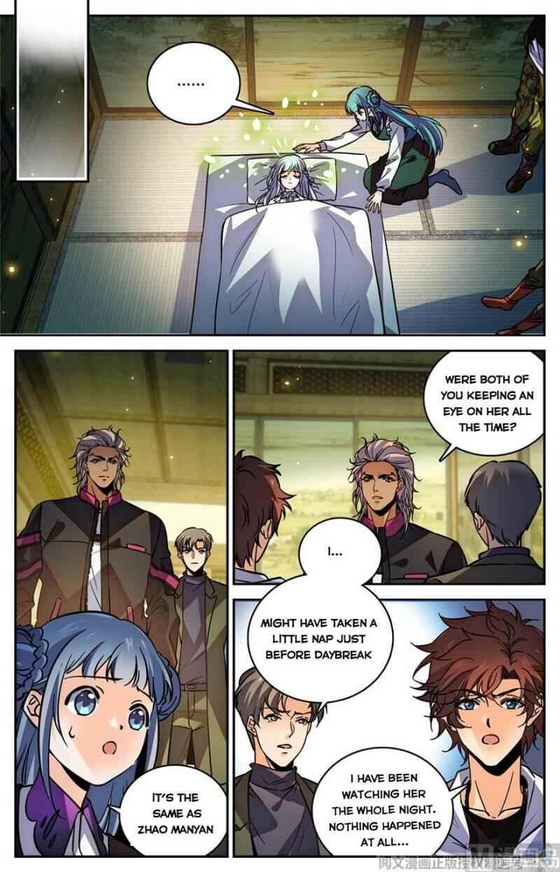 Versatile Mage - chapter 481-eng-li