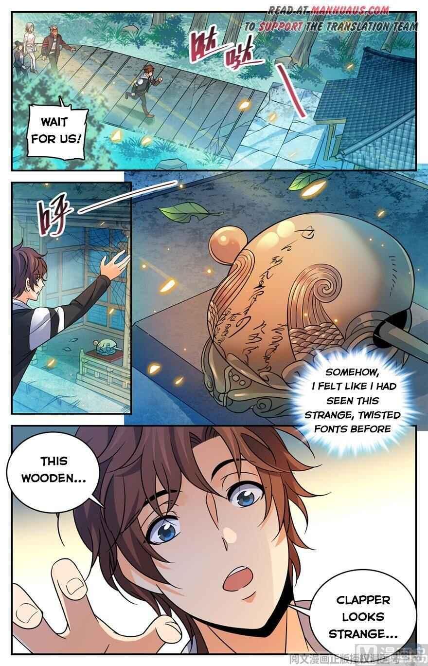 Versatile Mage - chapter 482-eng-li