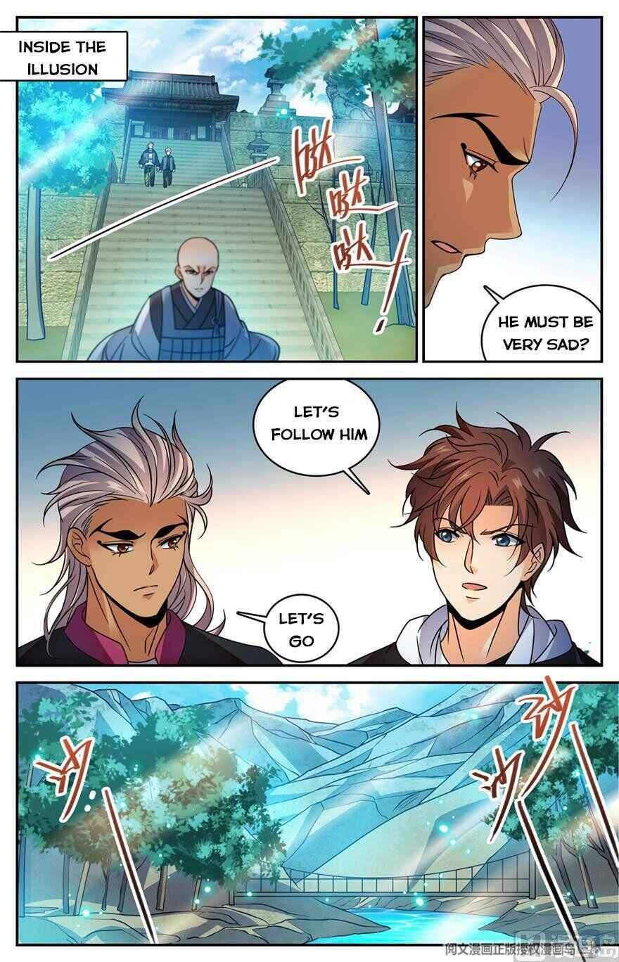 Versatile Mage - chapter 484-eng-li