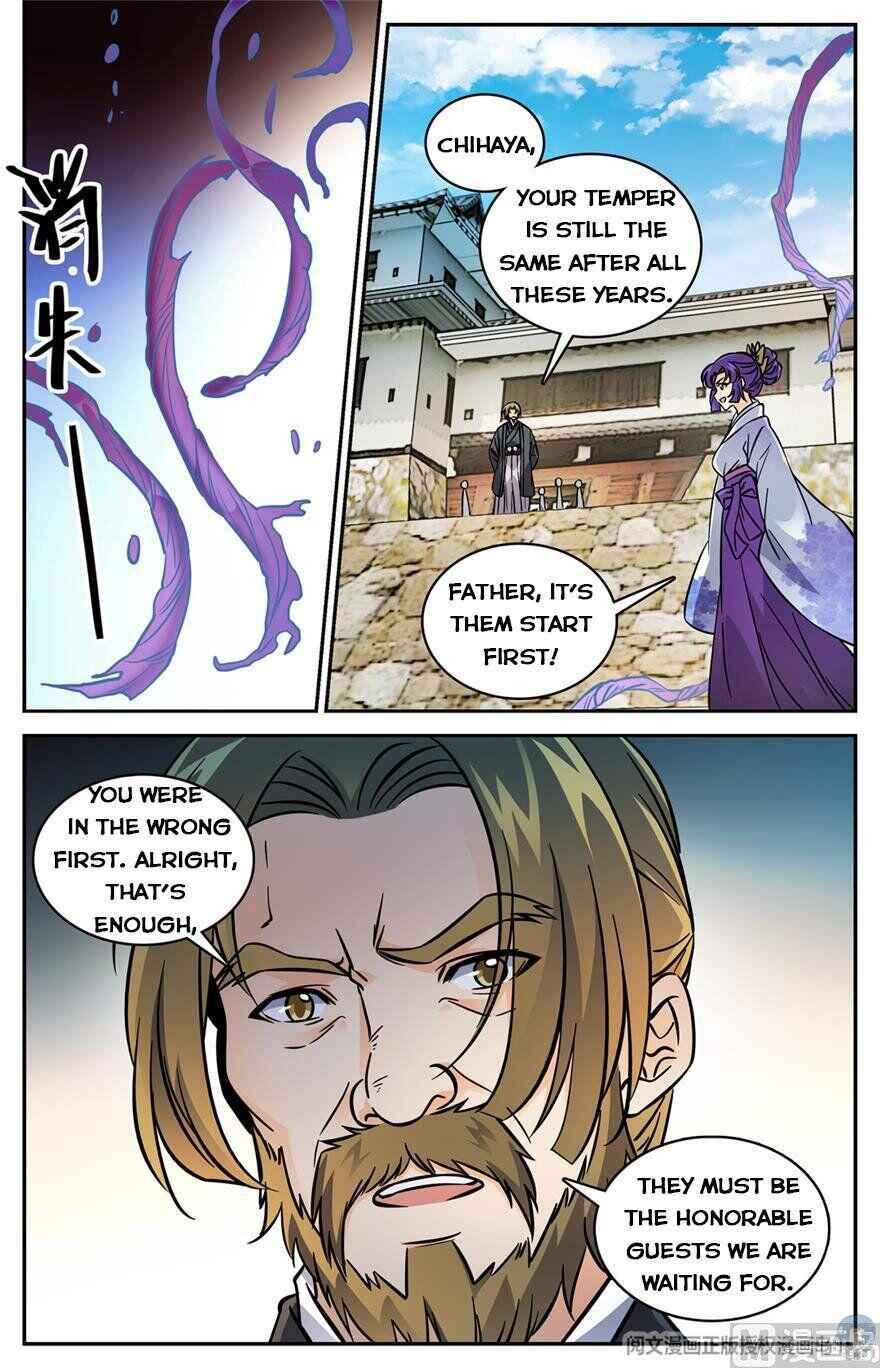 Versatile Mage - chapter 490-eng-li