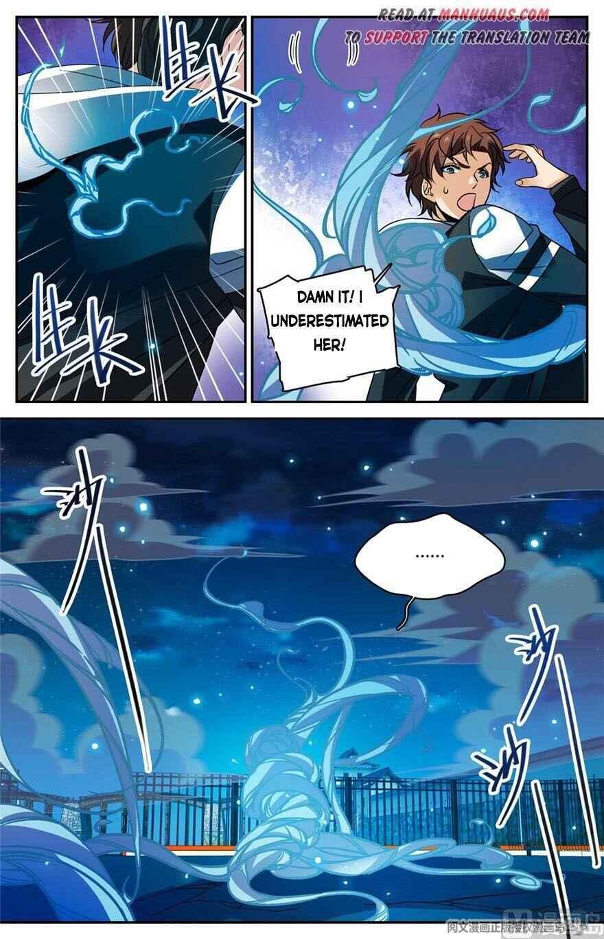 Versatile Mage - chapter 493-eng-li