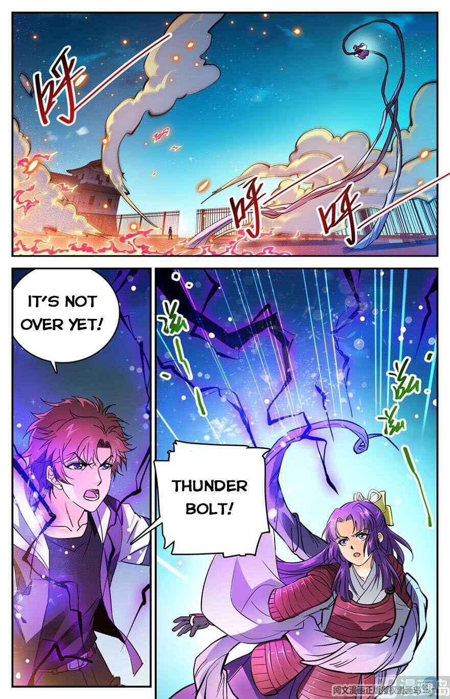 Versatile Mage - chapter 494-eng-li