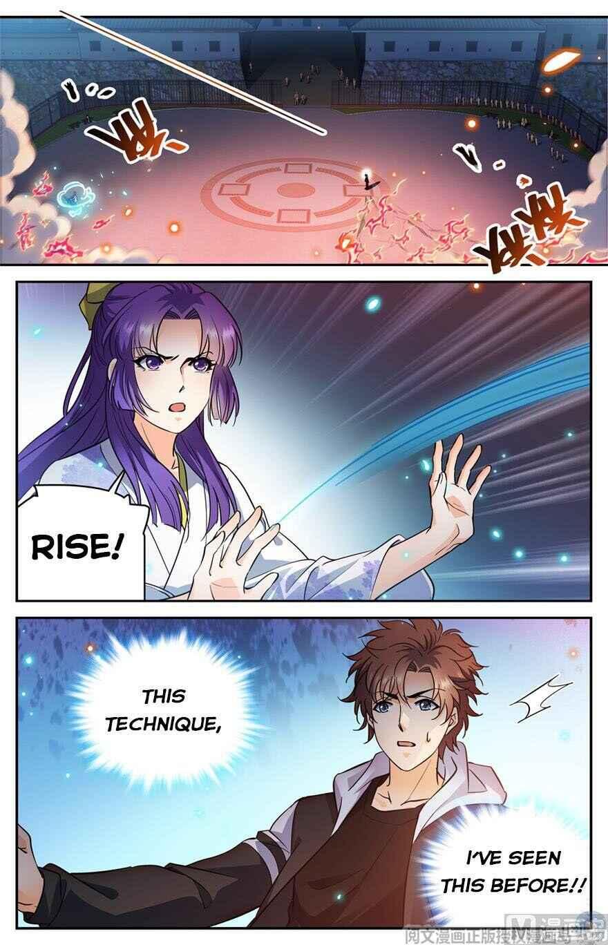 Versatile Mage - chapter 495-eng-li