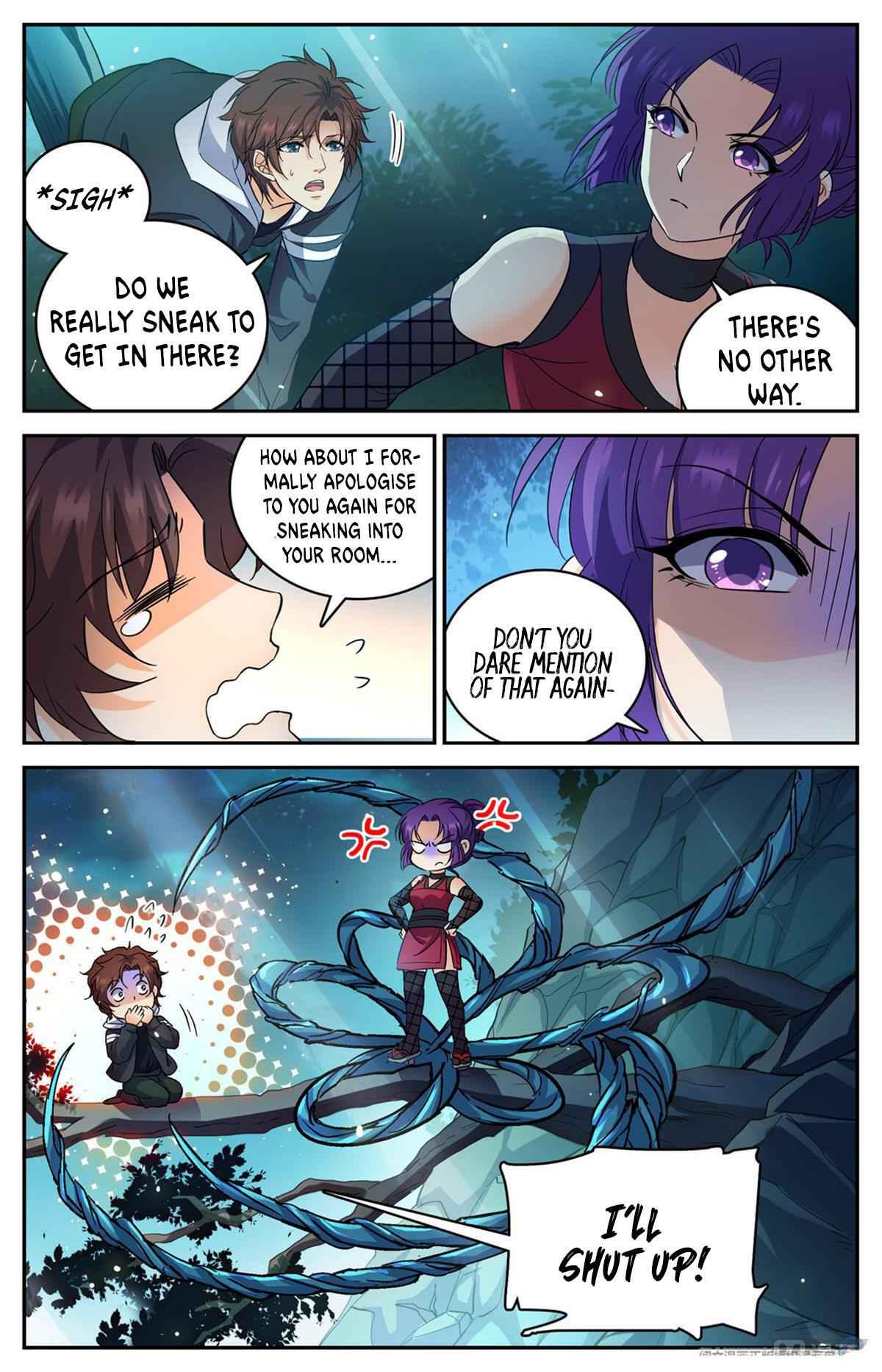Versatile Mage - chapter 500-eng-li