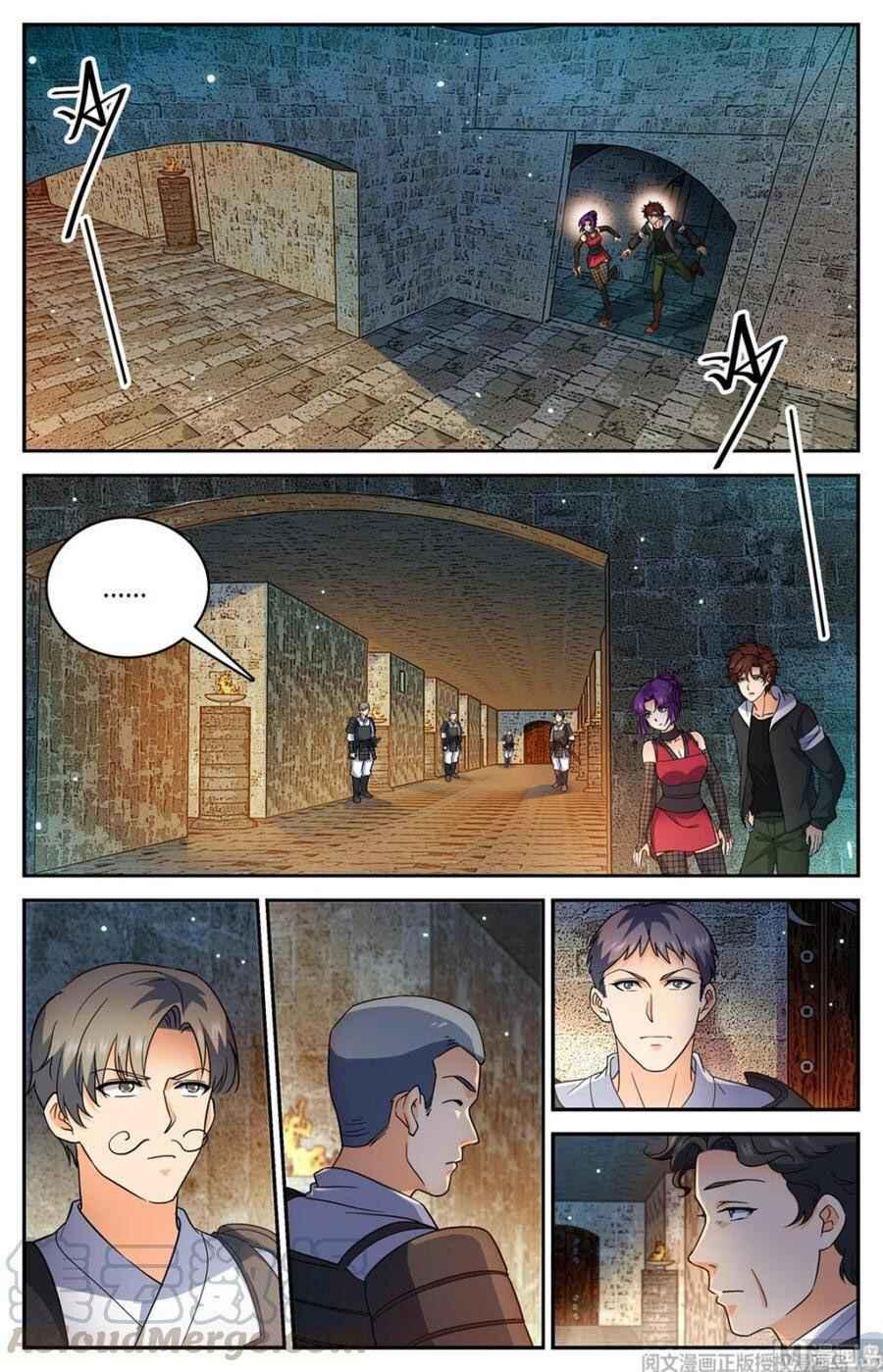 Versatile Mage - chapter 501-eng-li