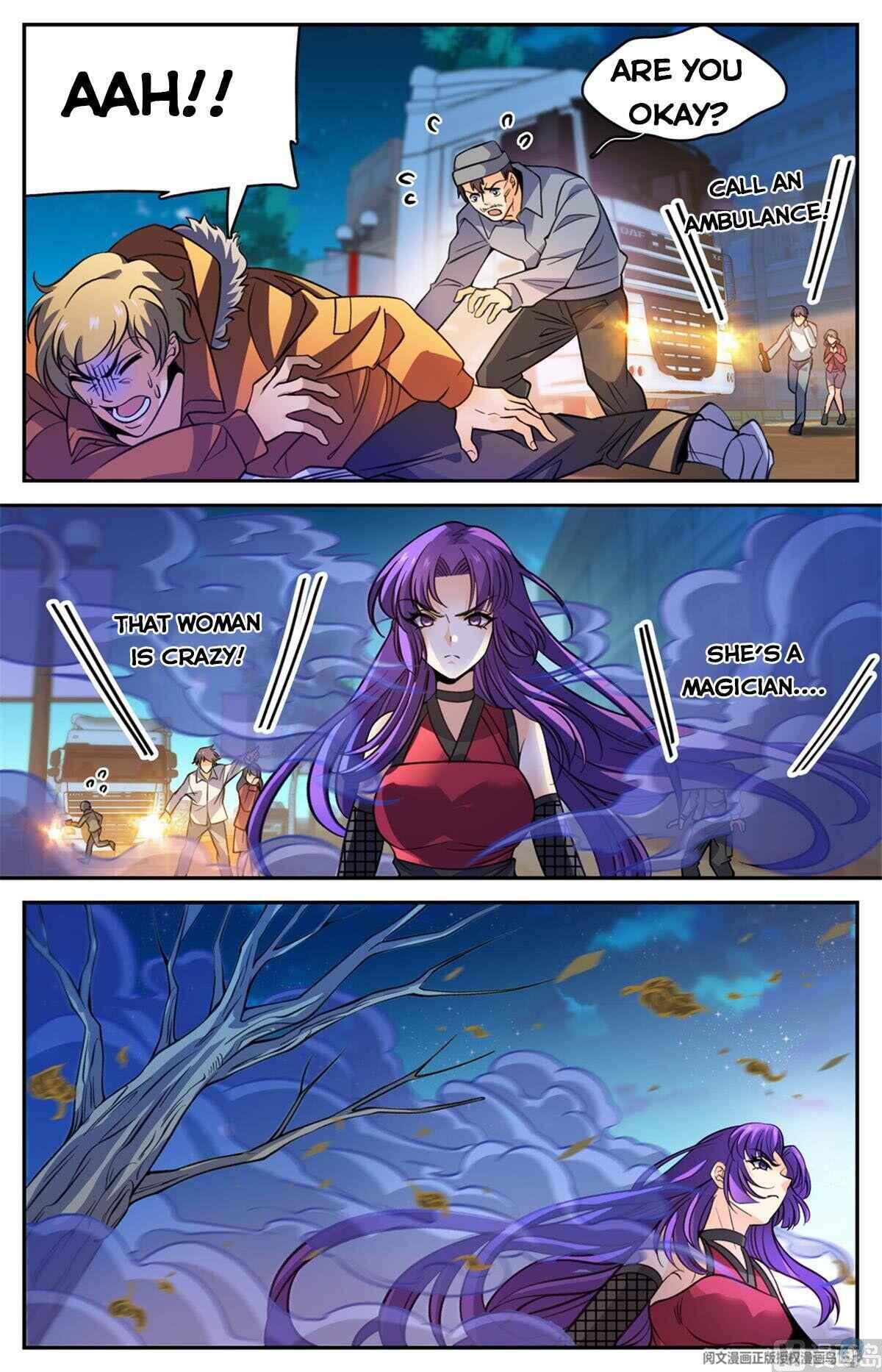 Versatile Mage - chapter 504-eng-li