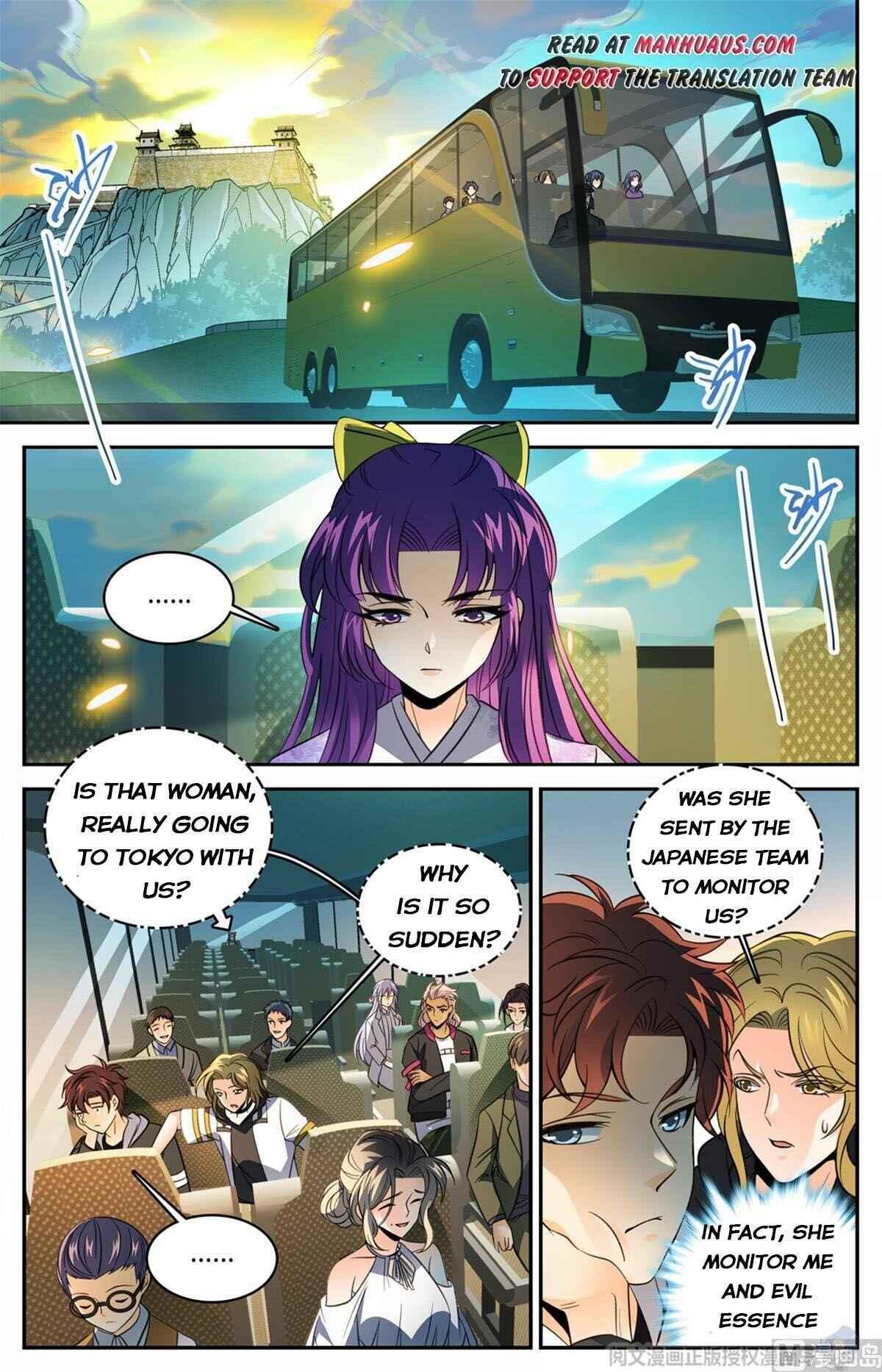 Versatile Mage - chapter 507-eng-li