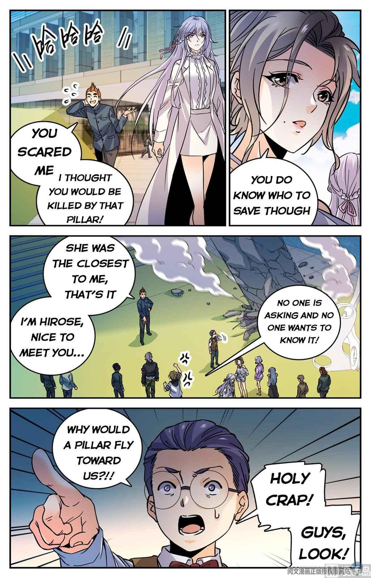 Versatile Mage - chapter 508-eng-li