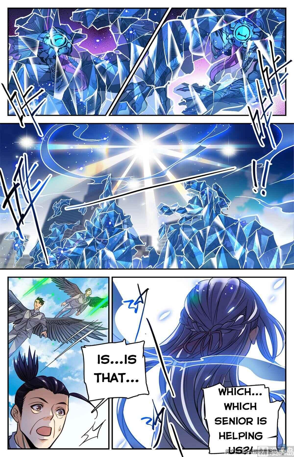 Versatile Mage - chapter 512-eng-li