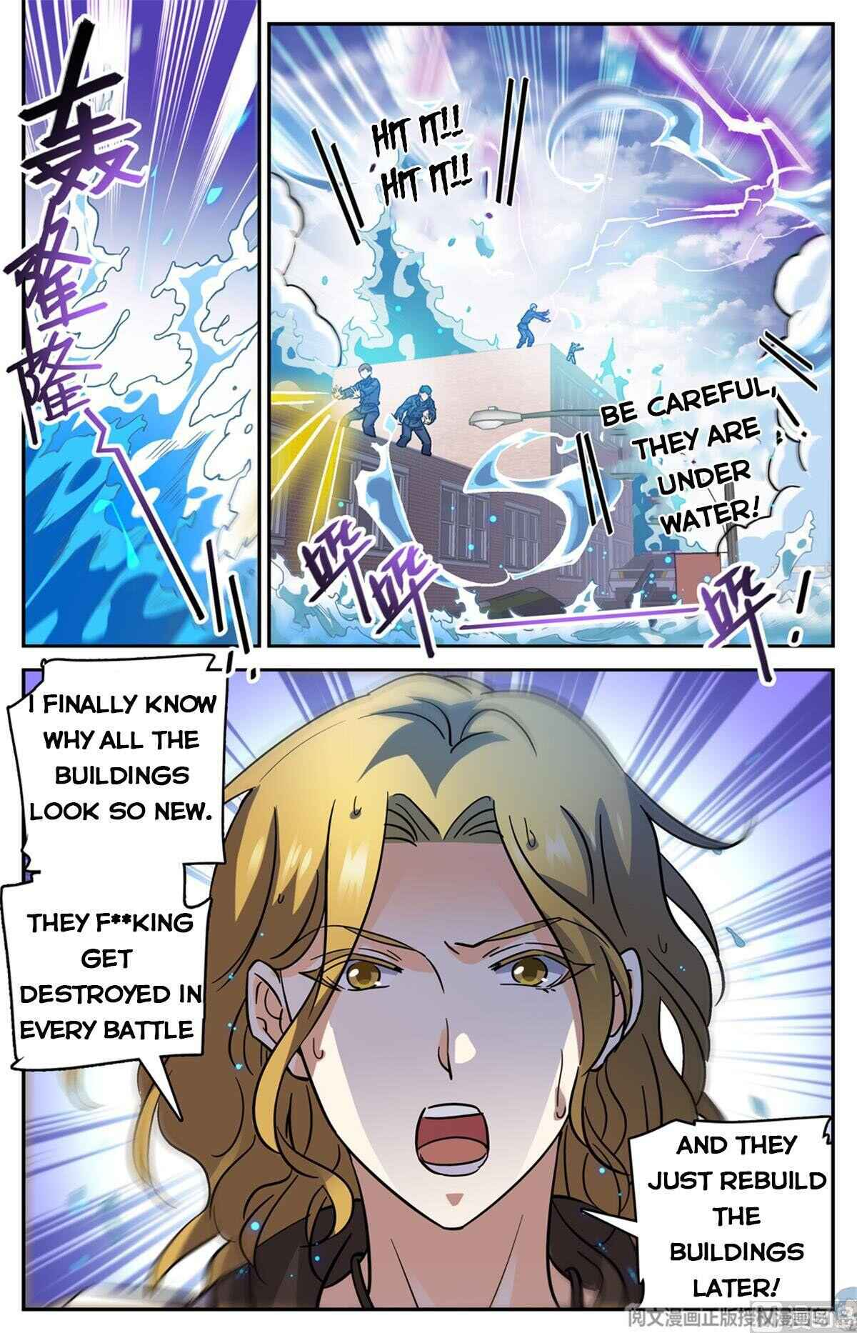 Versatile Mage - chapter 515-eng-li