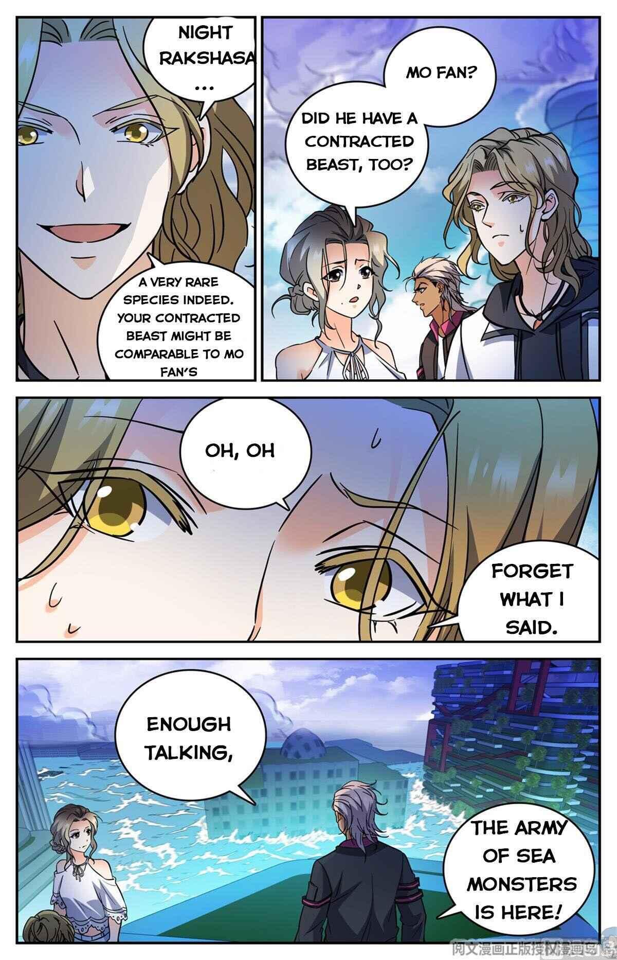 Versatile Mage - chapter 517-eng-li