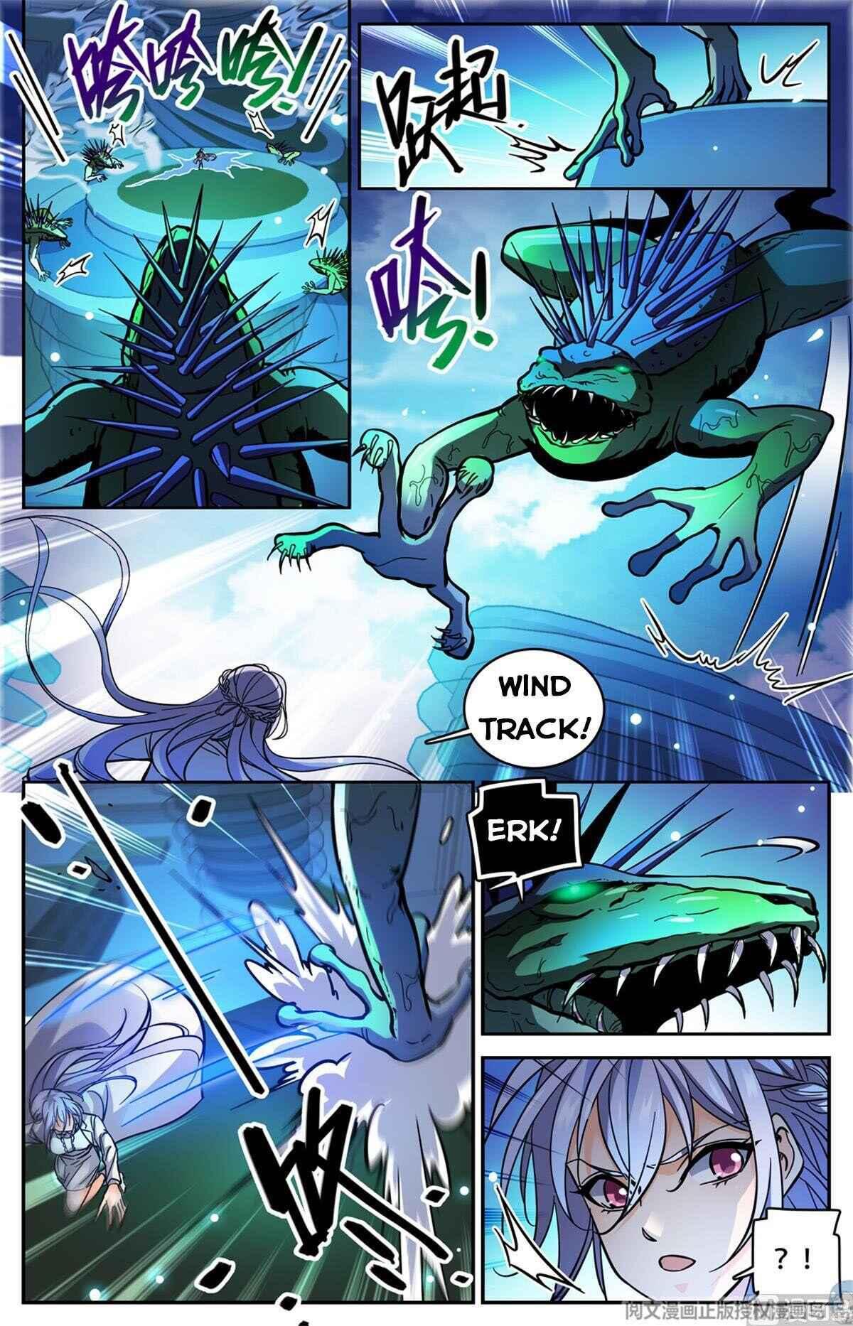 Versatile Mage - chapter 518-eng-li