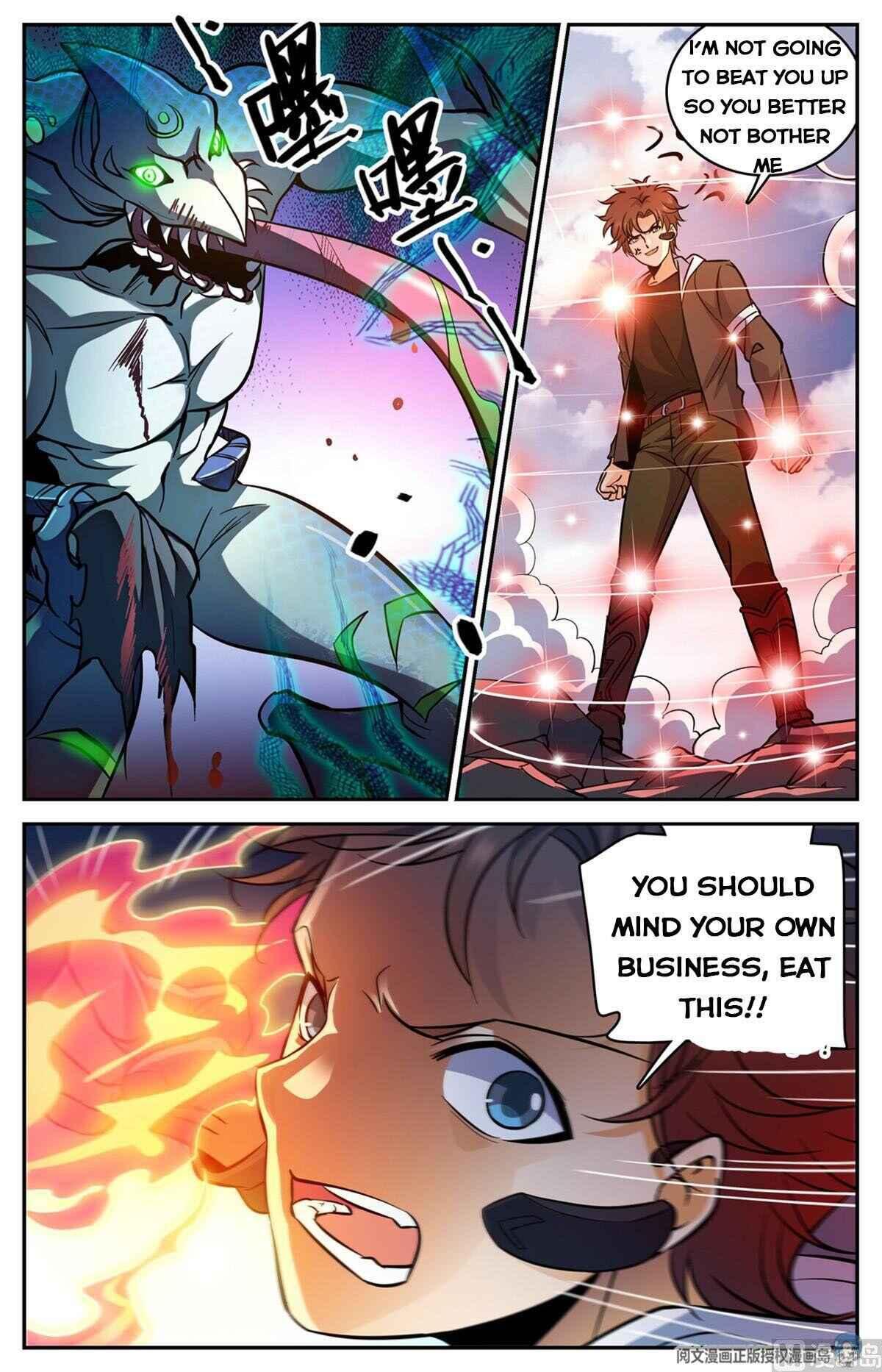 Versatile Mage - chapter 521-eng-li