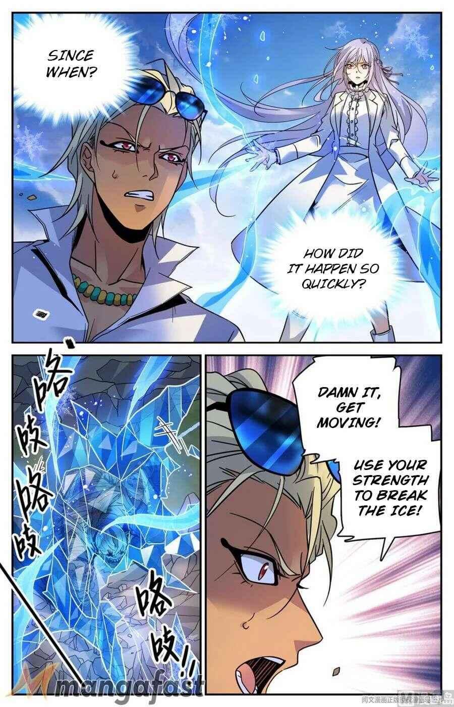 Versatile Mage - chapter 538-eng-li