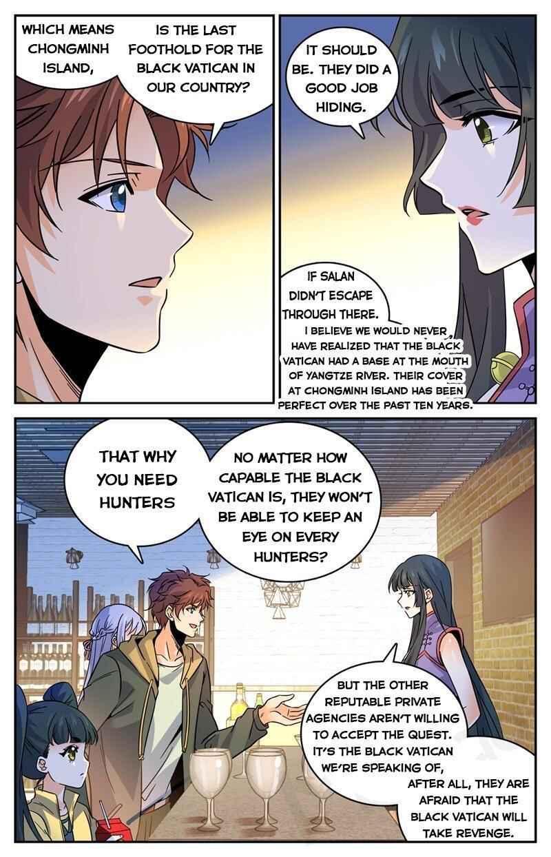 Versatile Mage - chapter 543-eng-li