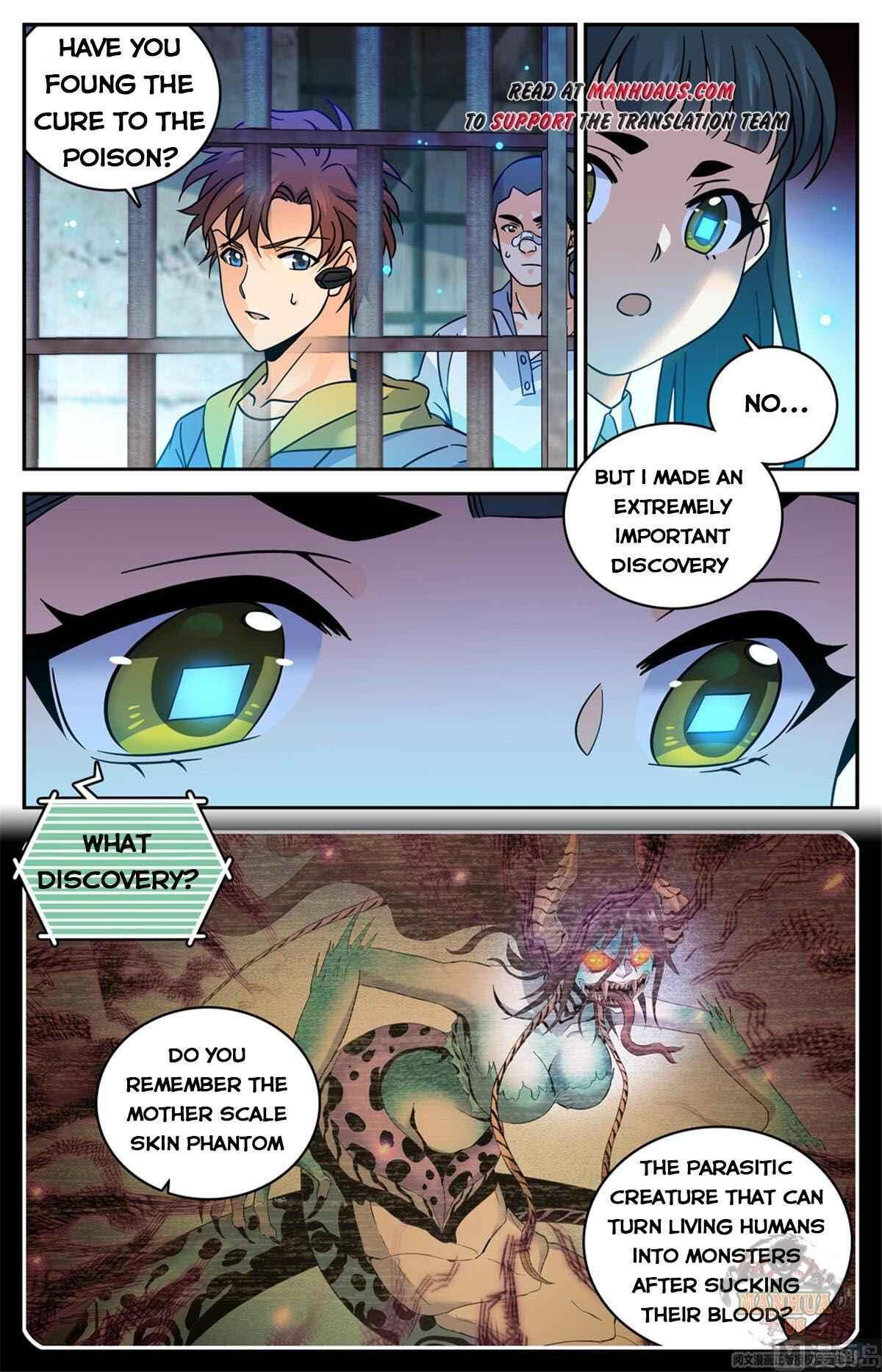 Versatile Mage - chapter 563-eng-li