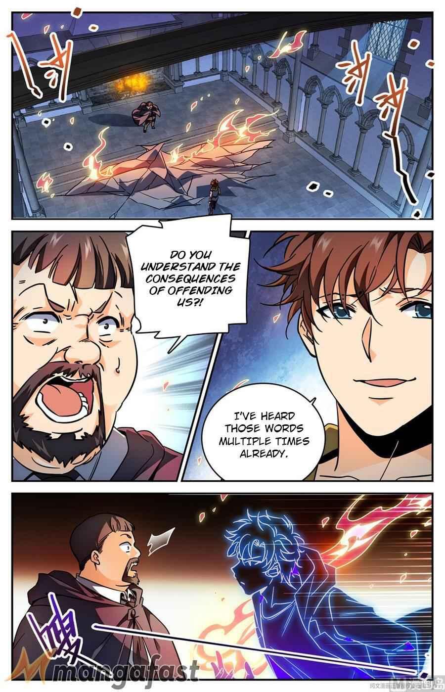 Versatile Mage - chapter 566-eng-li