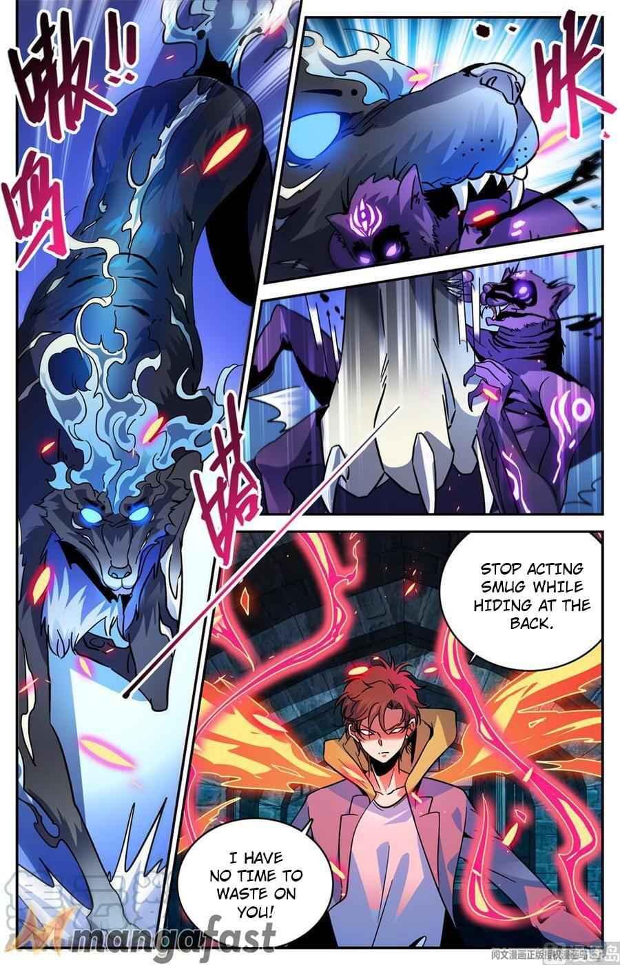 Versatile Mage - chapter 568-eng-li