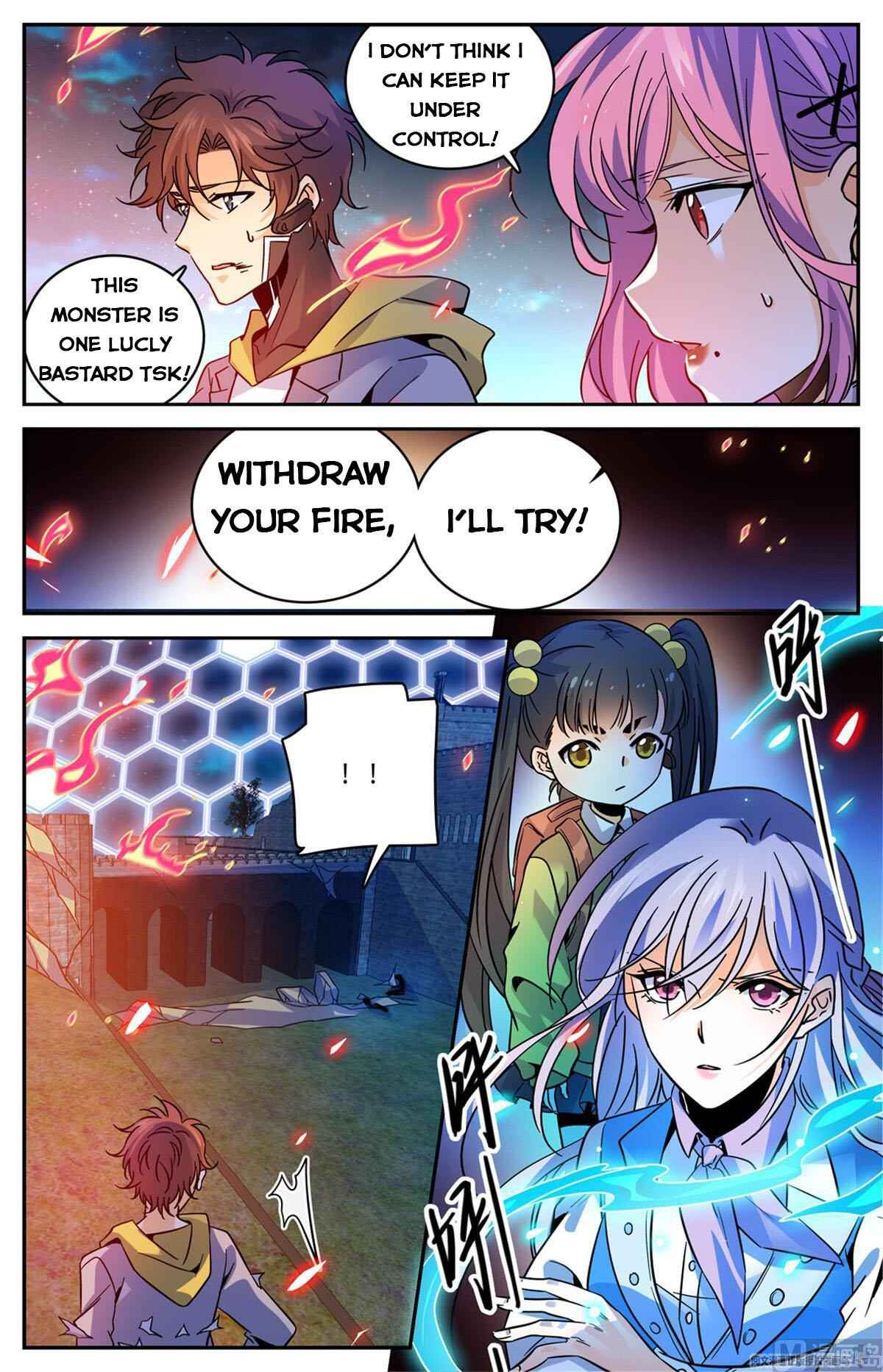 Versatile Mage - chapter 573-eng-li