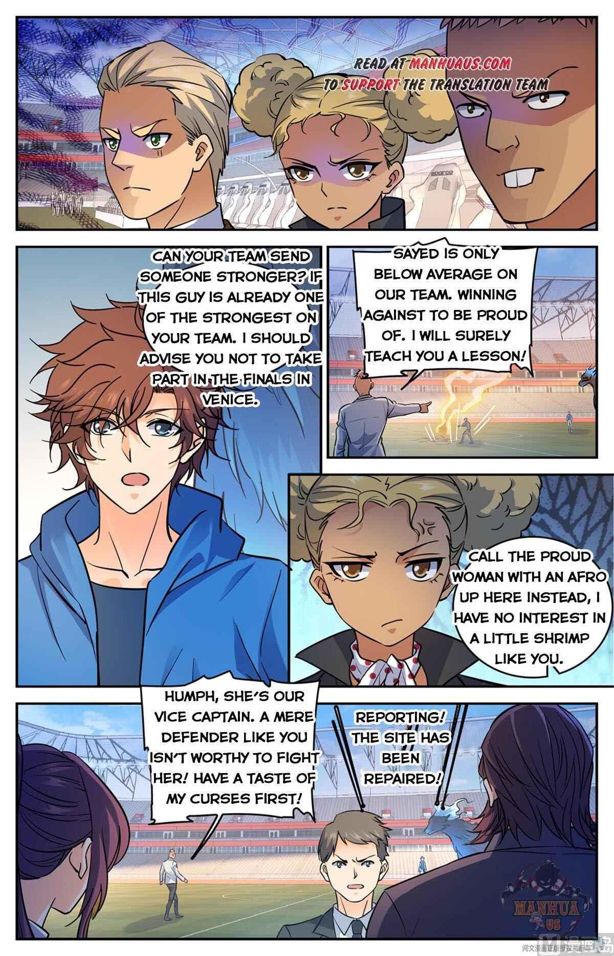 Versatile Mage - chapter 576-eng-li