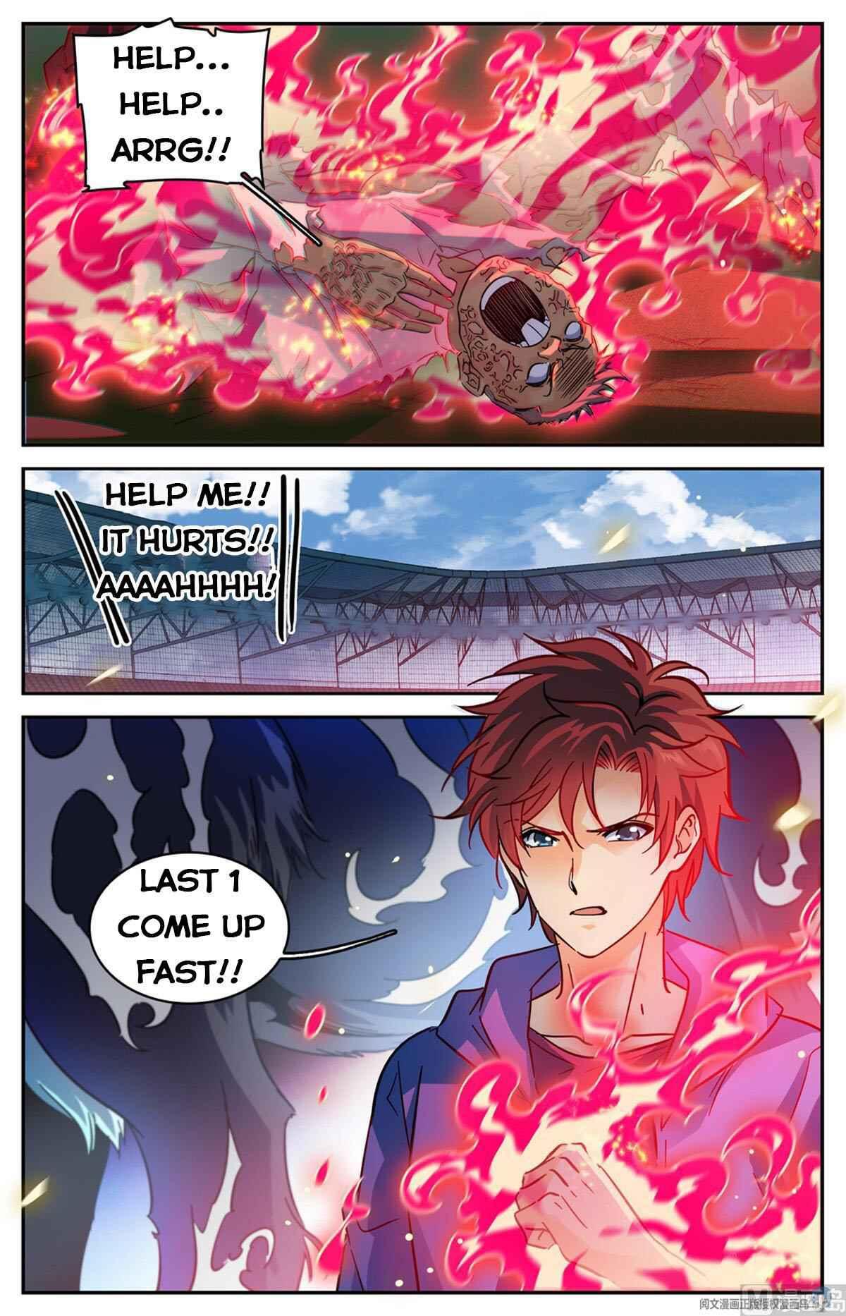 Versatile Mage - chapter 577-eng-li