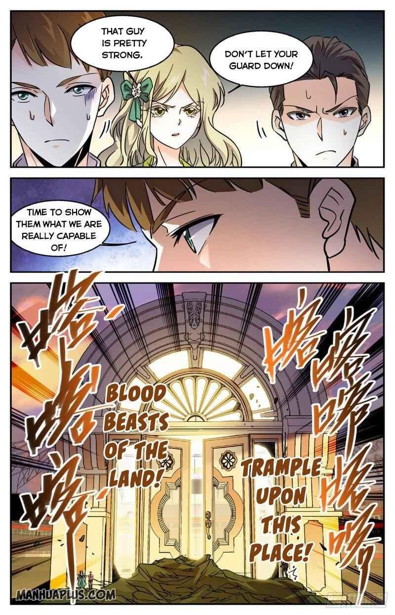 Versatile Mage - chapter 583-eng-li