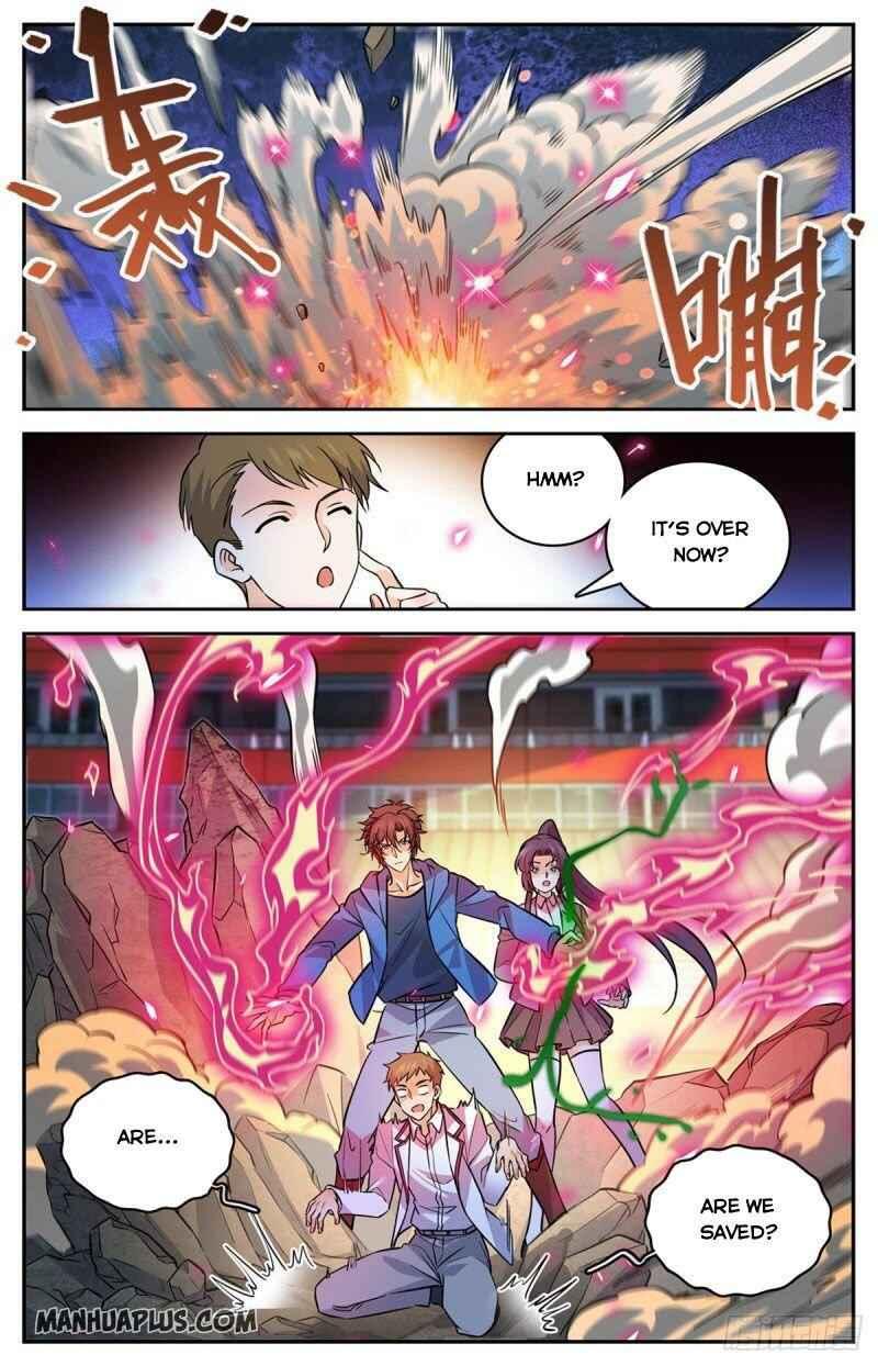 Versatile Mage - chapter 584-eng-li