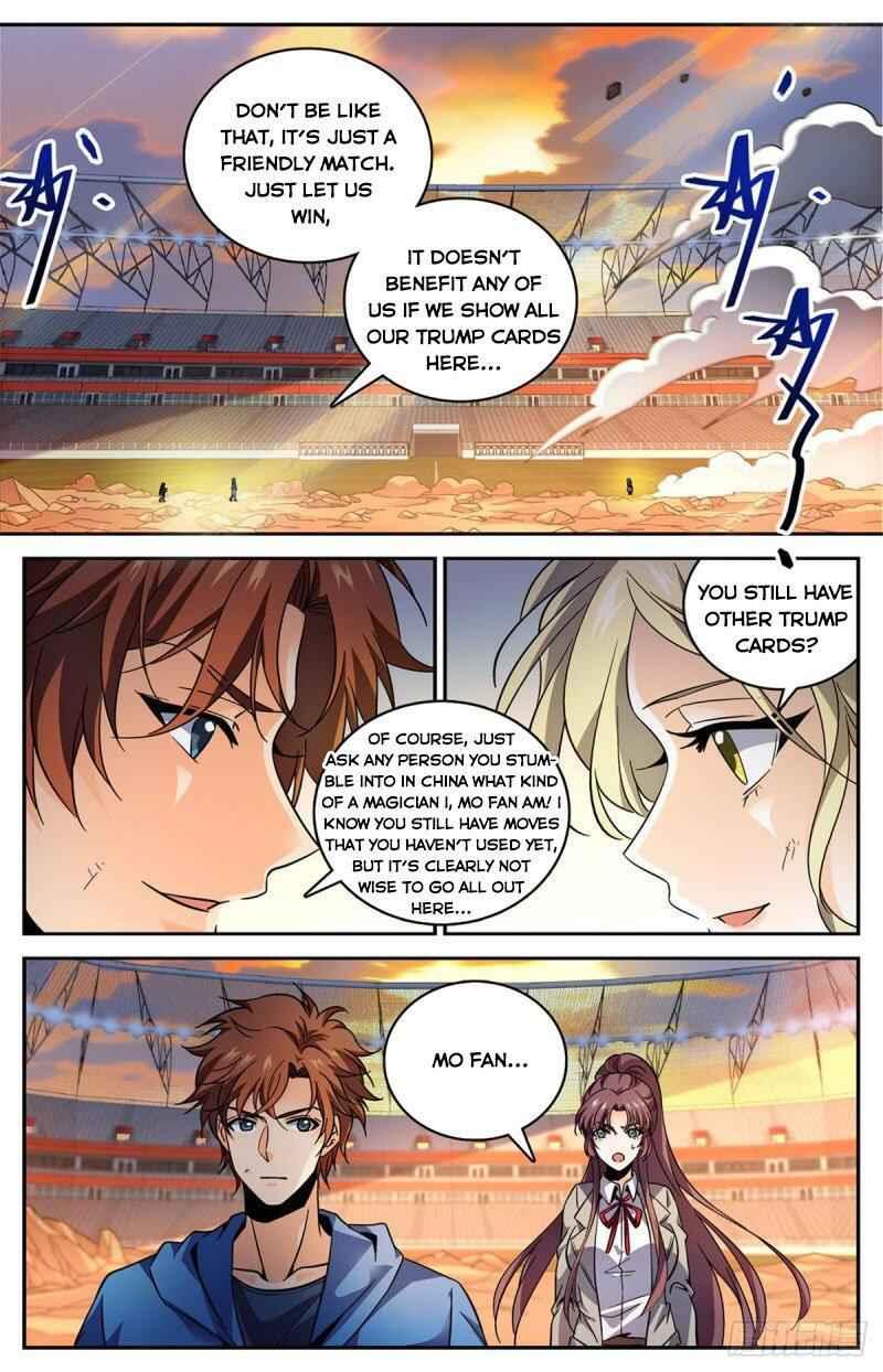 Versatile Mage - chapter 585-eng-li