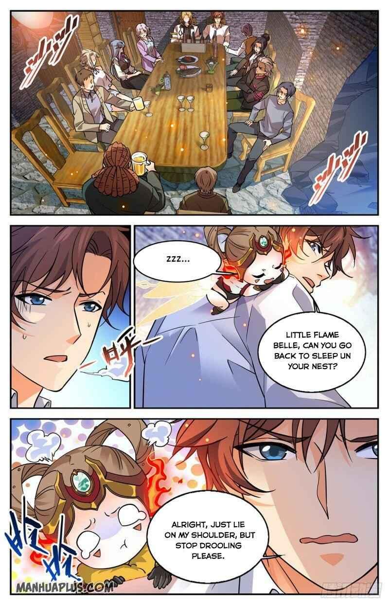 Versatile Mage - chapter 588-eng-li