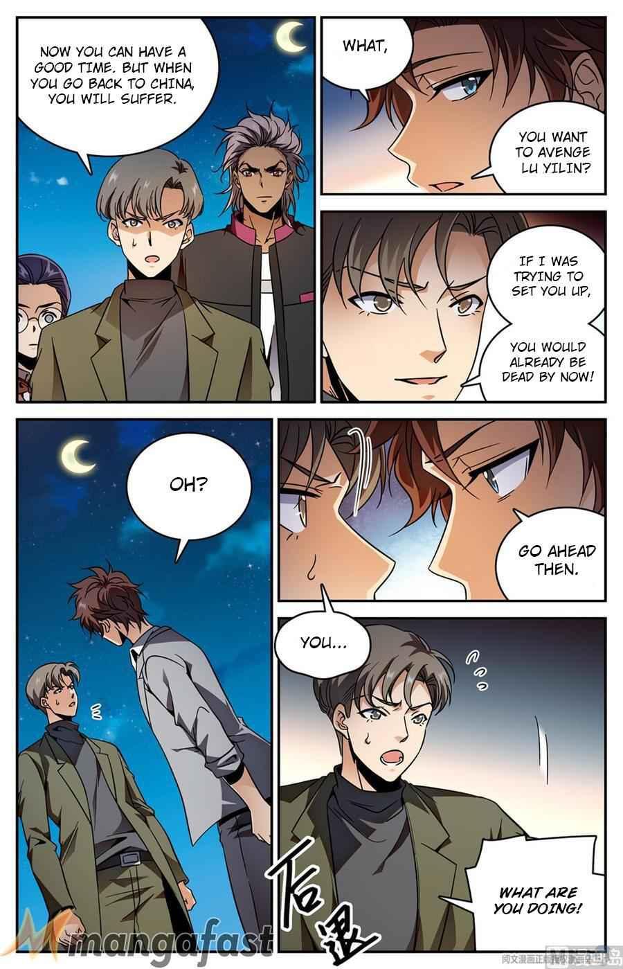 Versatile Mage - chapter 593-eng-li