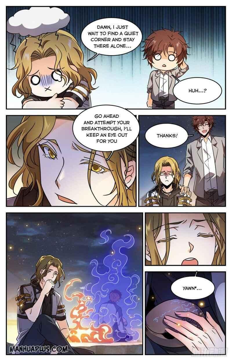 Versatile Mage - chapter 594-eng-li