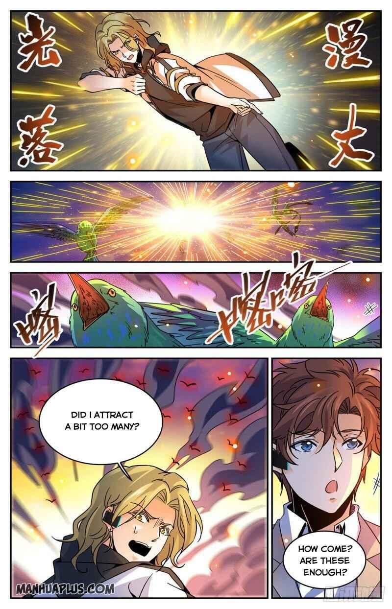 Versatile Mage - chapter 596-eng-li