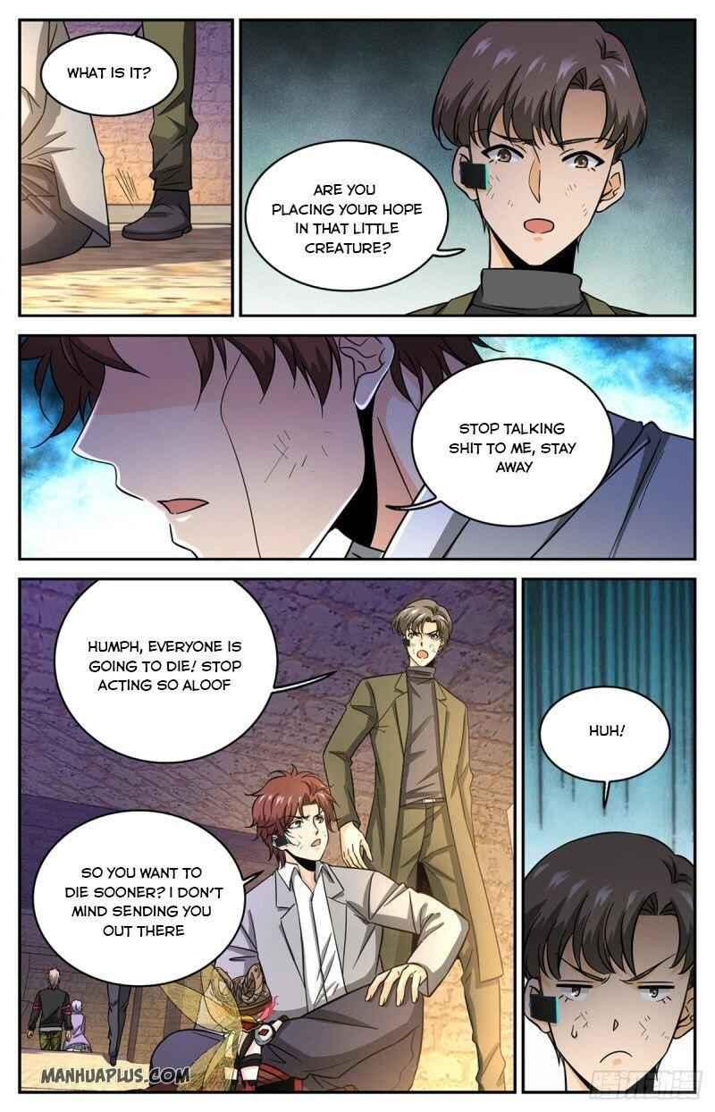 Versatile Mage - chapter 604-eng-li