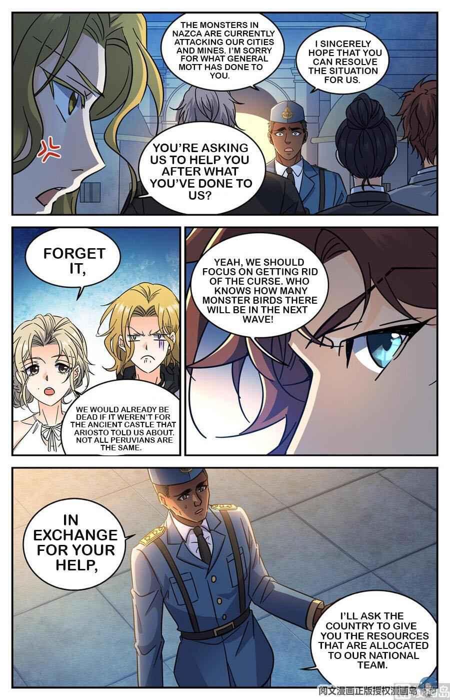 Versatile Mage - chapter 607-eng-li