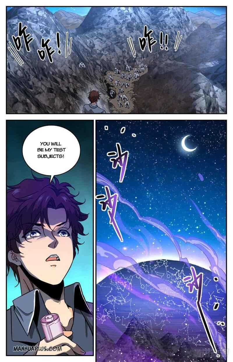 Versatile Mage - chapter 610-eng-li