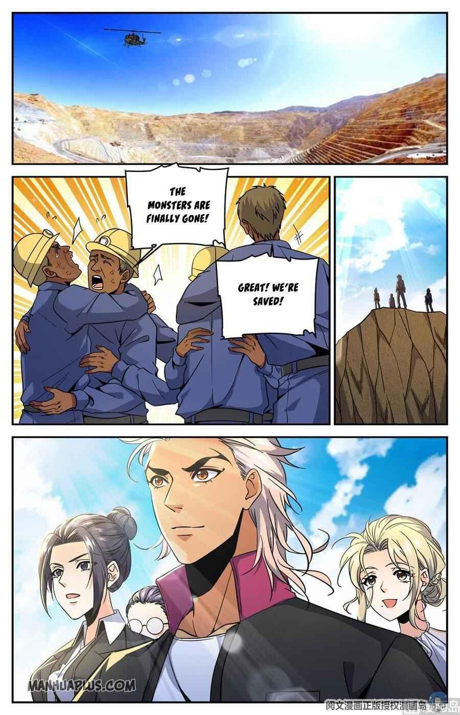 Versatile Mage - chapter 613-eng-li