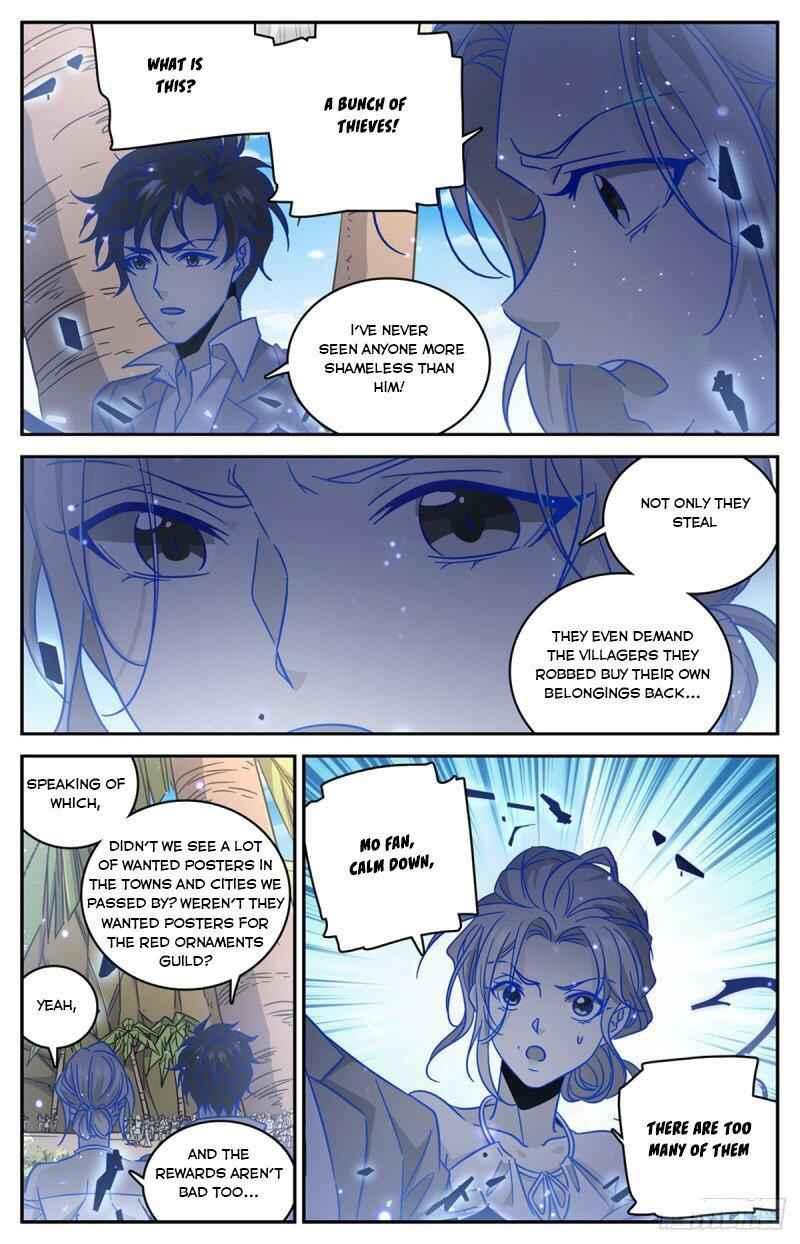 Versatile Mage - chapter 615-eng-li