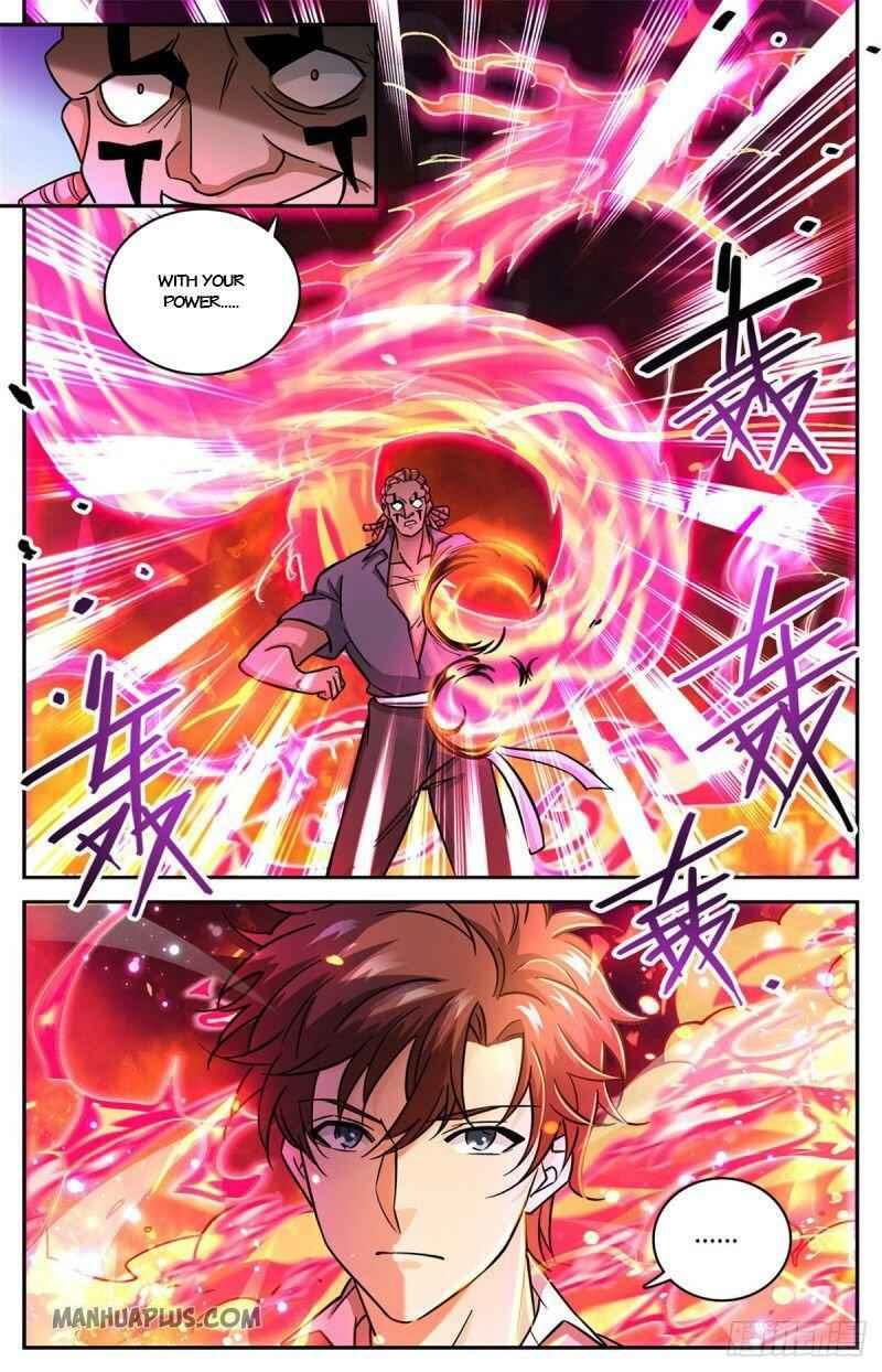 Versatile Mage - chapter 616-eng-li
