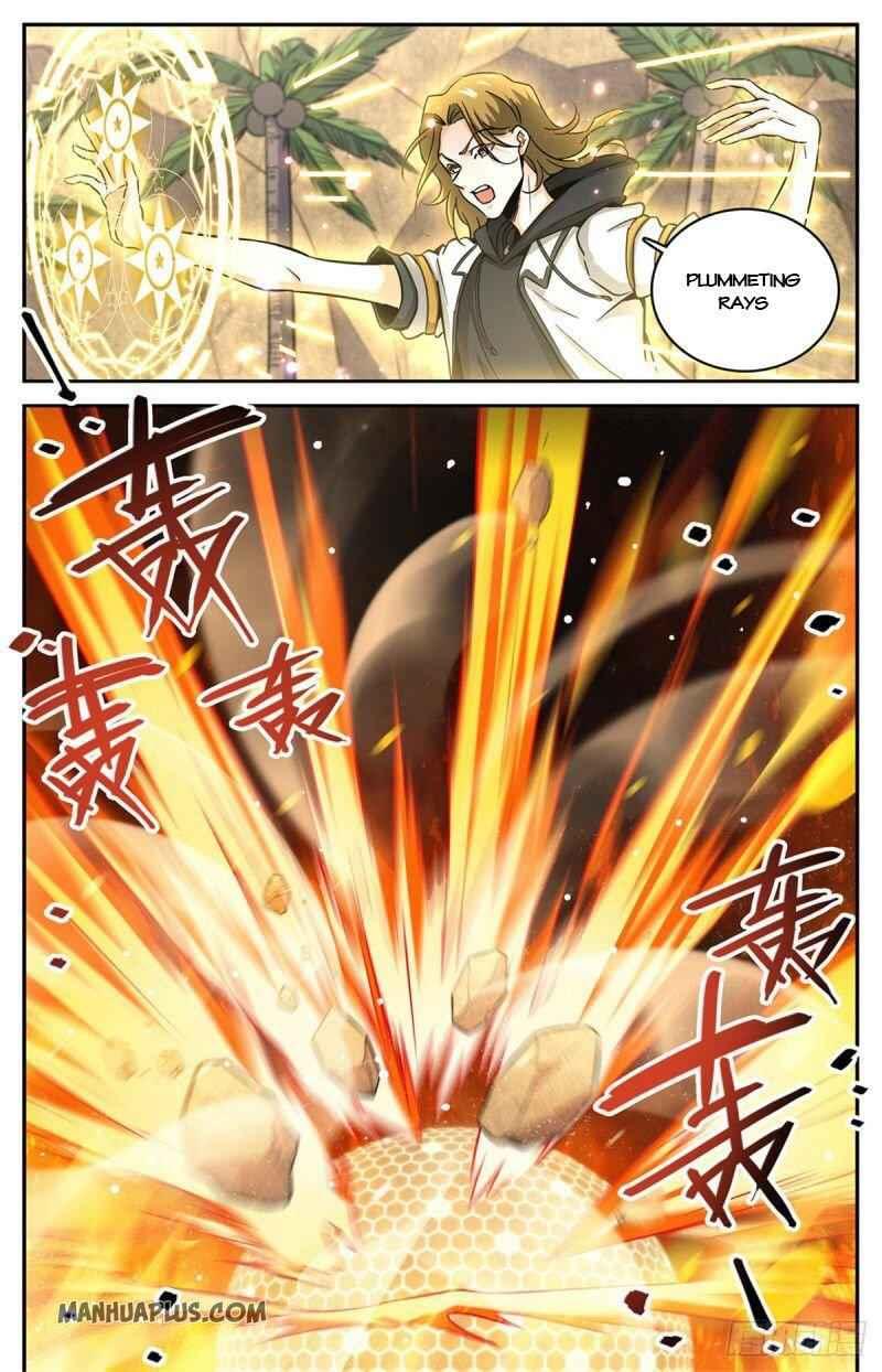 Versatile Mage - chapter 618-eng-li
