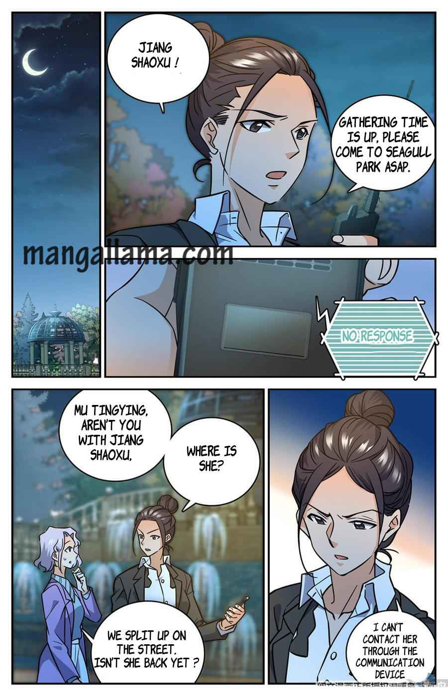 Versatile Mage - chapter 620-eng-li