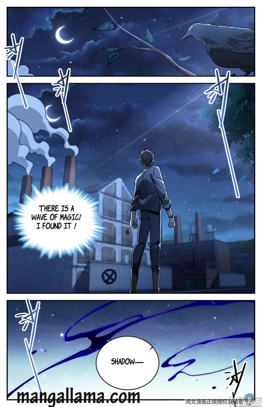 Versatile Mage - chapter 621-eng-li