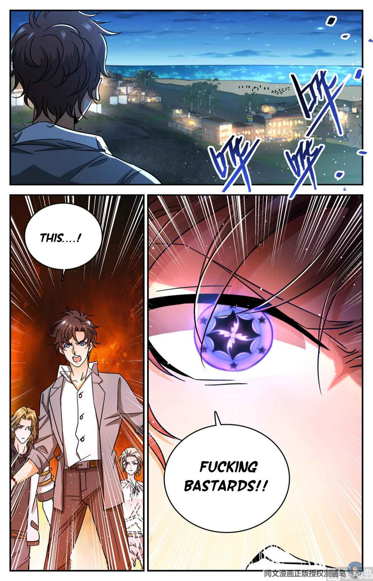 Versatile Mage - chapter 623-eng-li