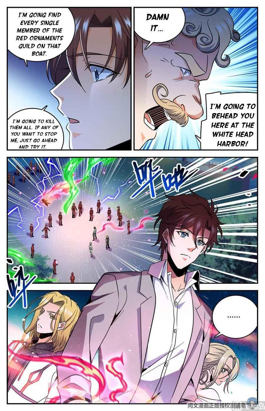 Versatile Mage - chapter 625-eng-li